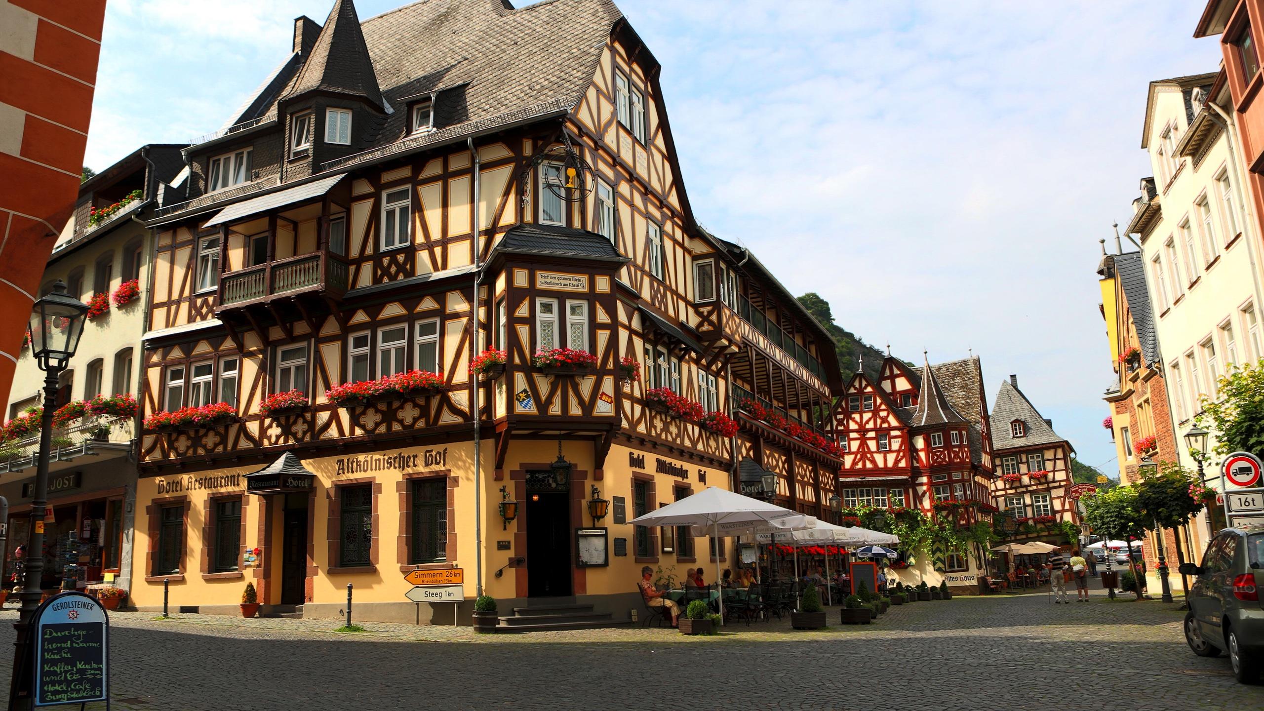 壁紙 ドイツの家 2560x1600 Hd 無料のデスクトップの背景 画像
