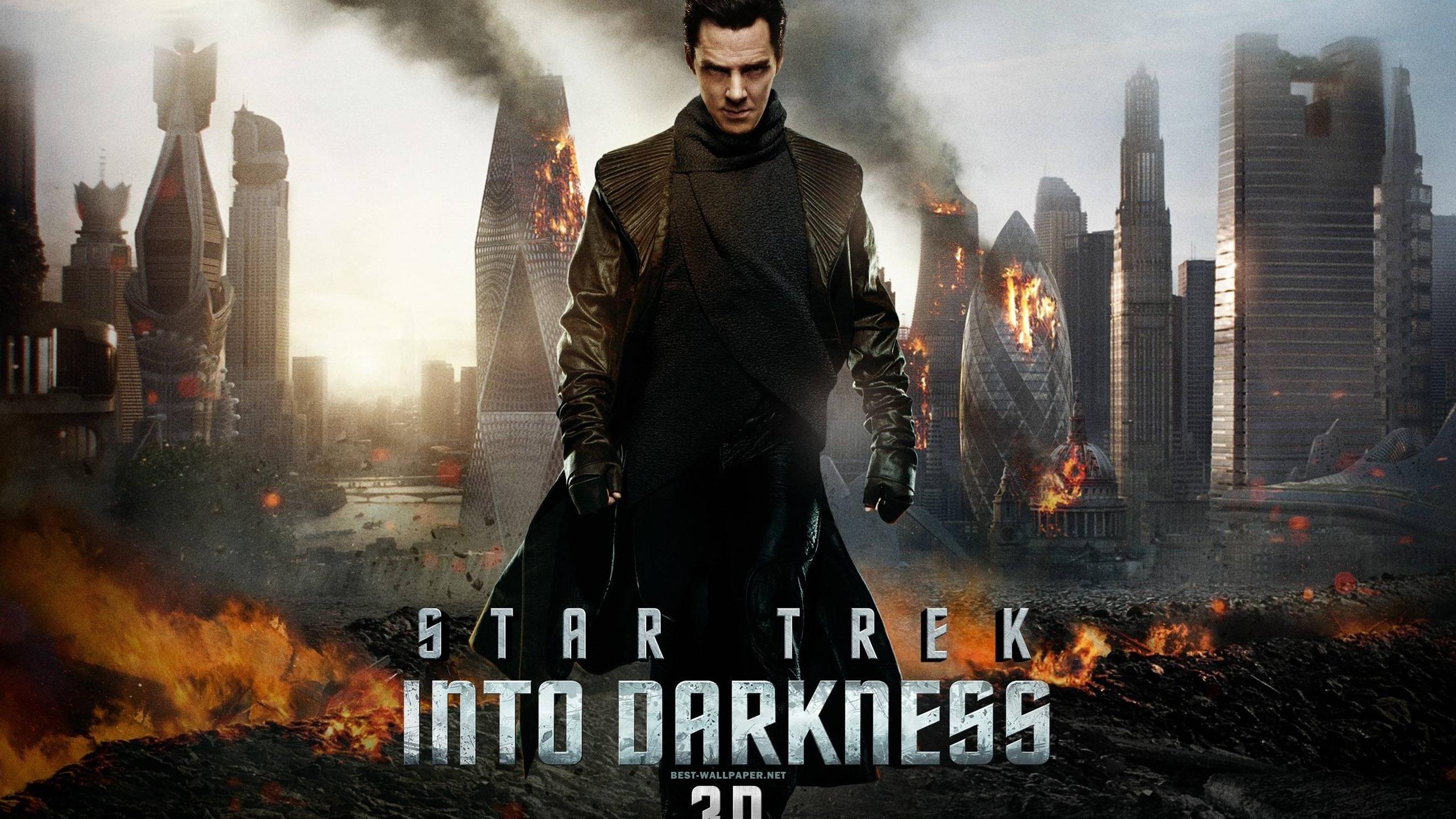 Wallpaper Star Trek Into Darkness Hd 2560x1600 Hd Picture Image