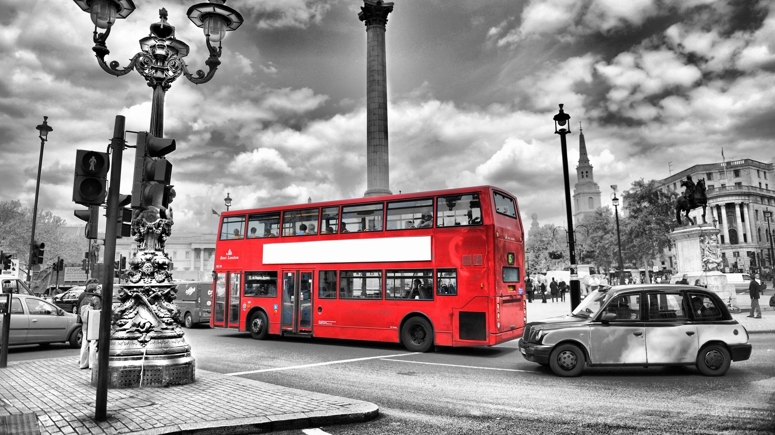 fonds d 39 cran london england rue autobus rouge route ville 2560x1600 hd image. Black Bedroom Furniture Sets. Home Design Ideas