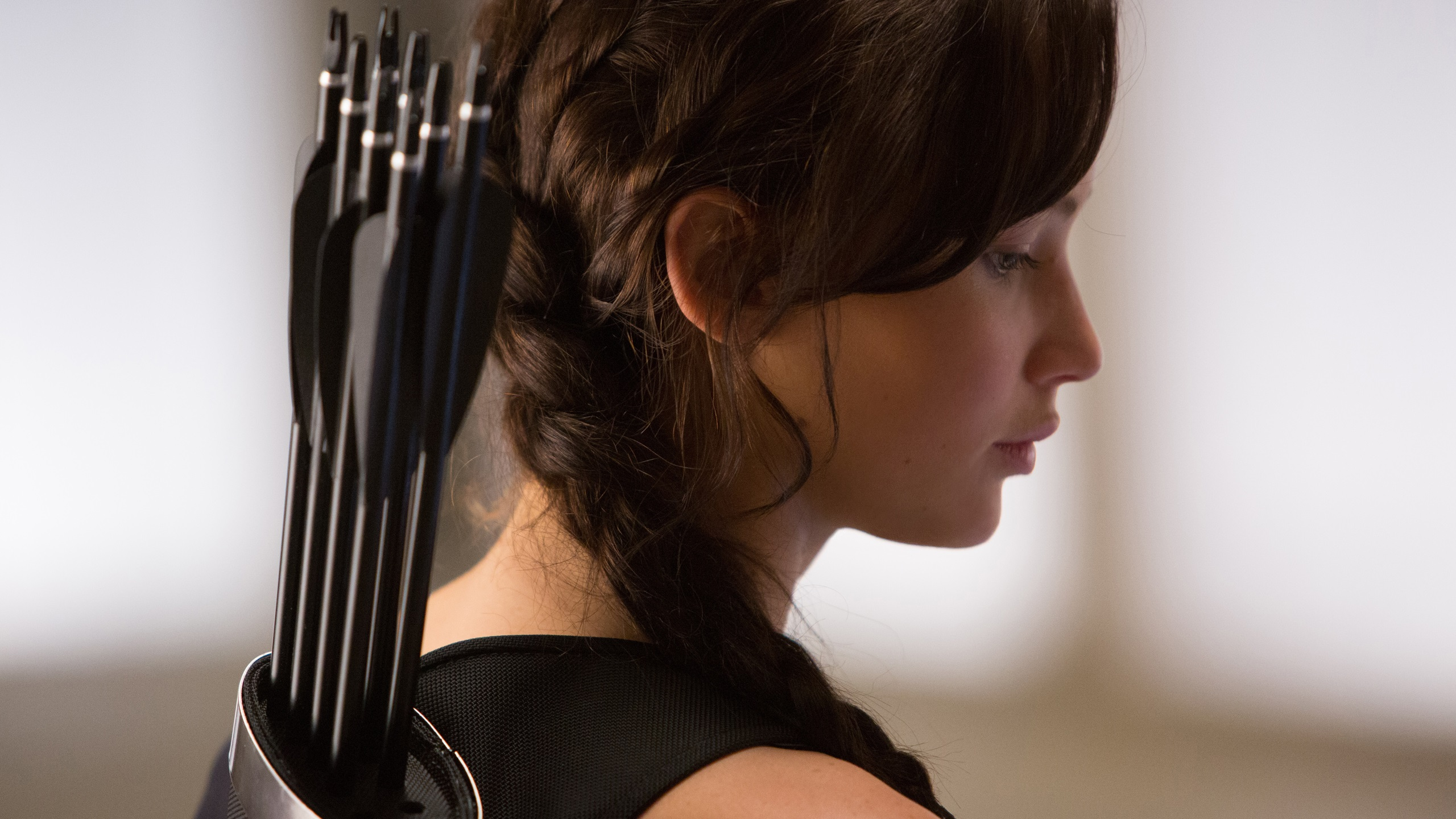 Wallpaper Jennifer Lawrence The Hunger Games Catching Fire 2013 Movie 2560x1600 Hd Picture Image