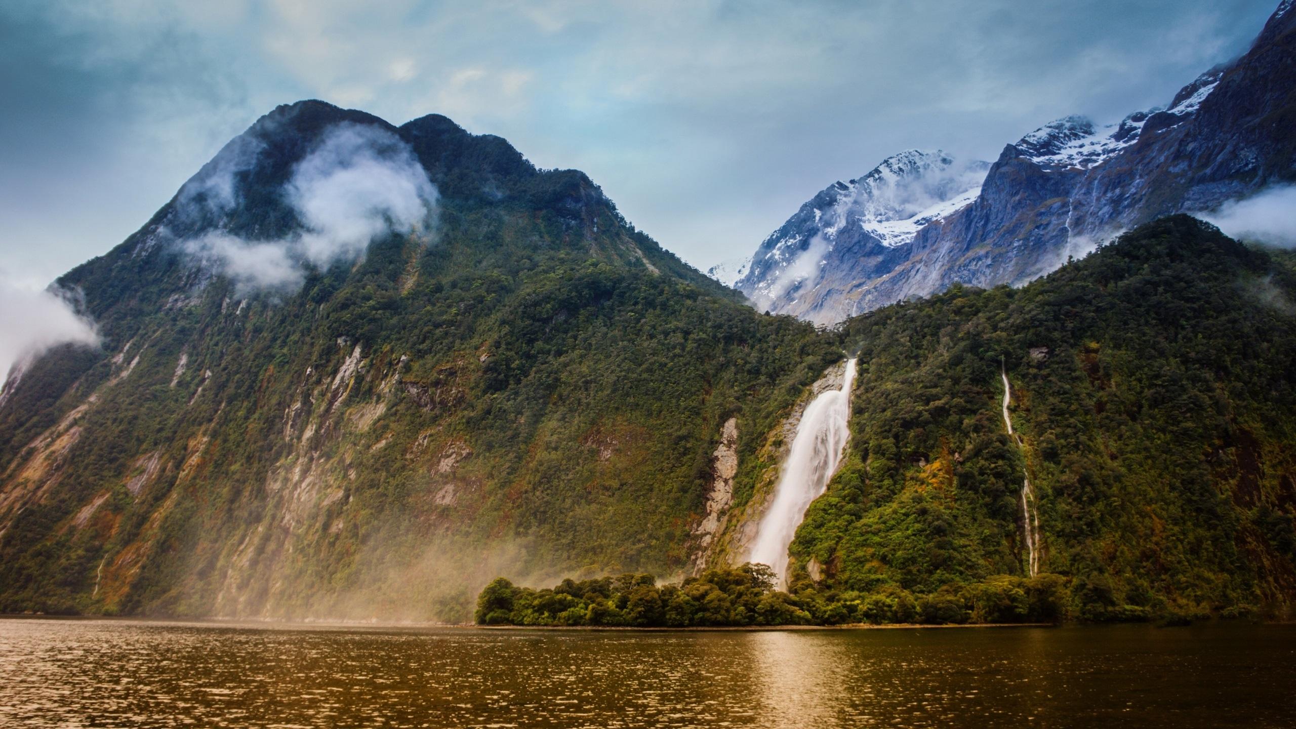 Resultado de imagen de Milford, Nueva Zelanda