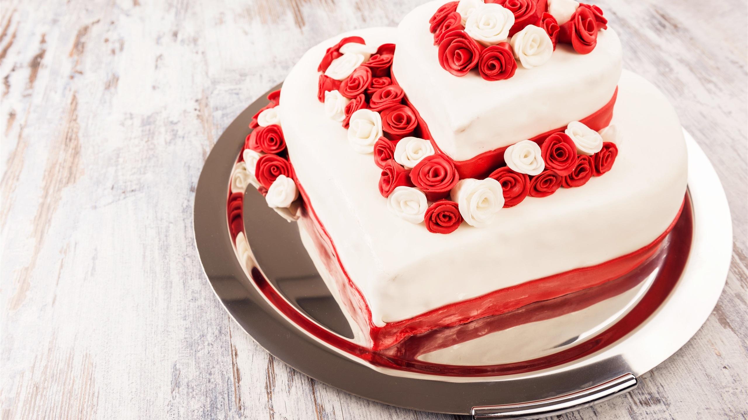 Свадебный торт  № 1408206  скачать