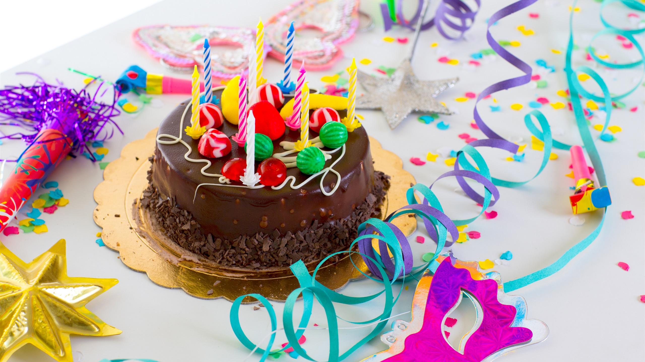 Поздравления с днем рождения торты 2