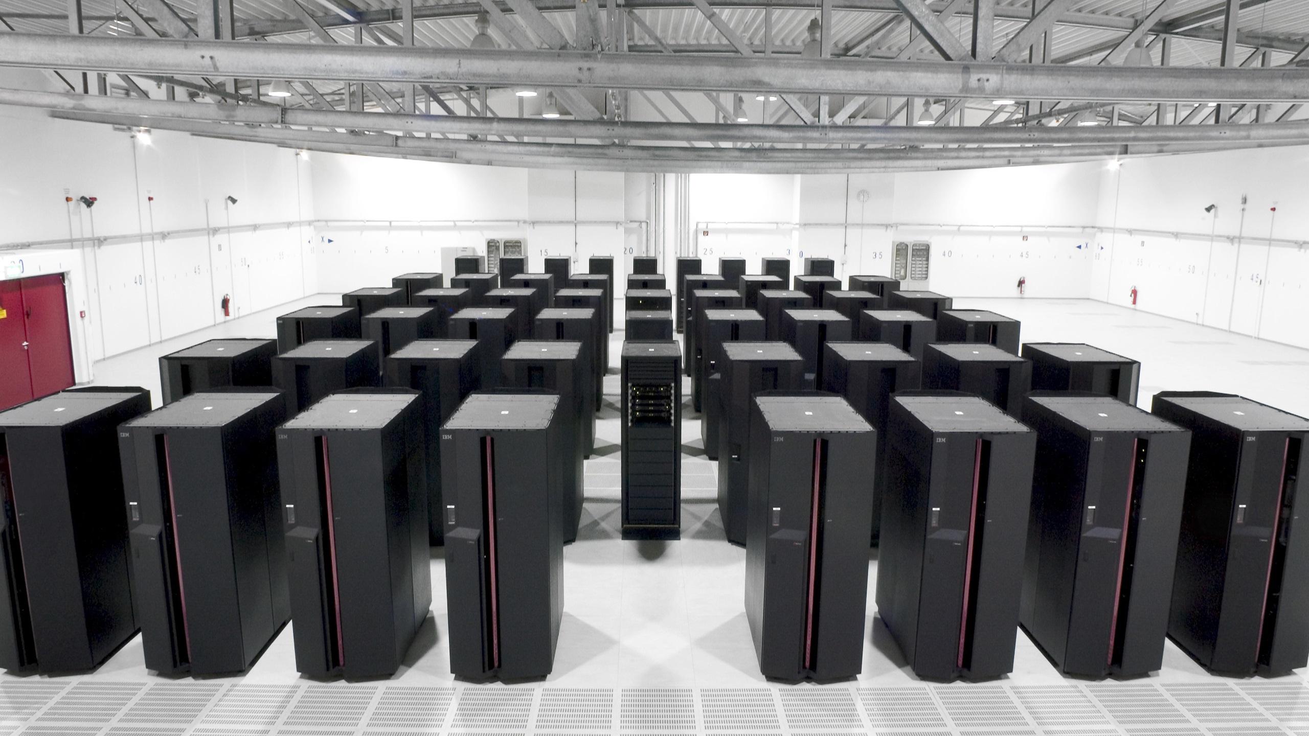 壁紙 Ibmのスーパーコンピュータ 2560x1440 Qhd 無料のデスクトップの