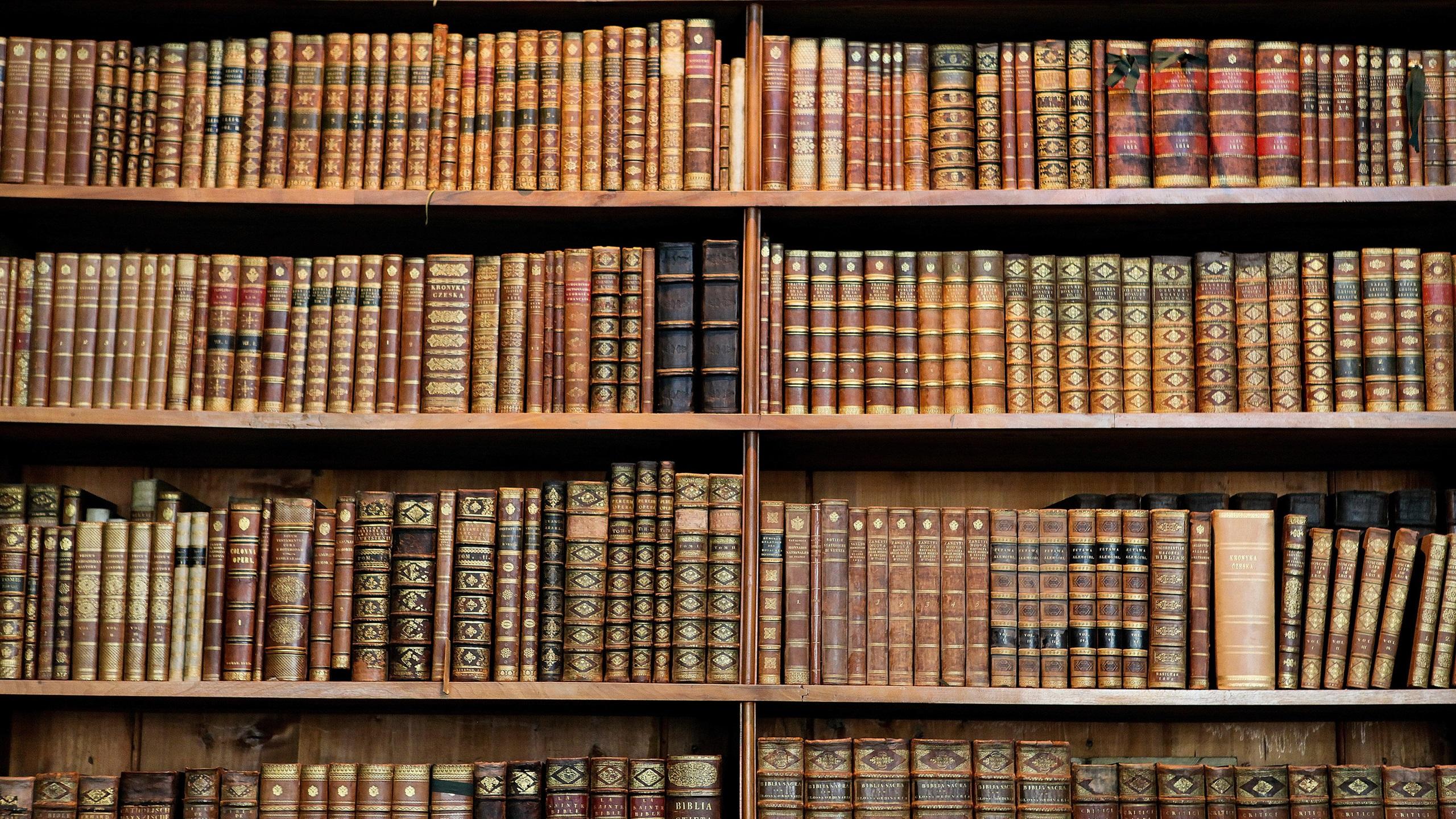 Скачать обои wood, hard cover, library, books, раздел тексту.