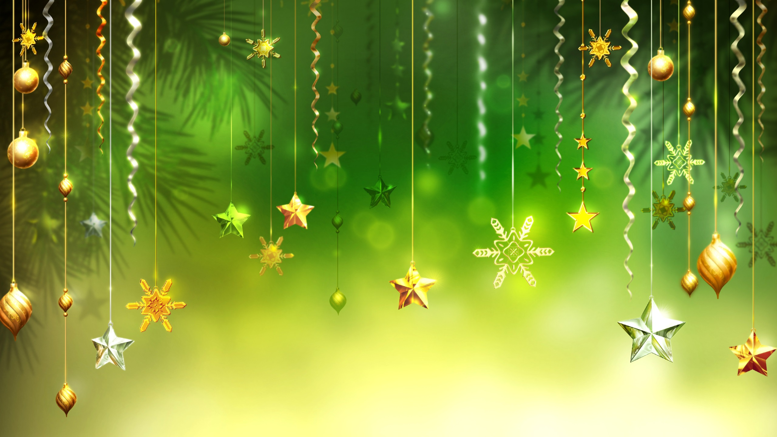 Fondos Verdes De Navidad Para Pantalla Hd 2 Hd Wallpapers: Fondos De Pantalla Decoraciones De Navidad, Fondo Verde