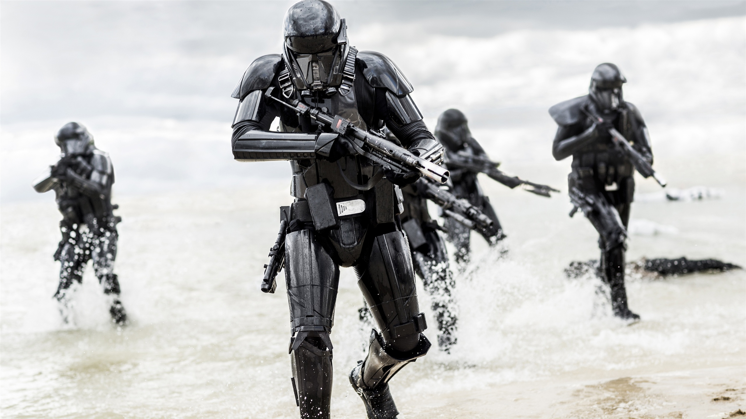 Wallpaper Rogue One A Star Wars Story Soldiers 3840x2160 Uhd 4k Picture Image