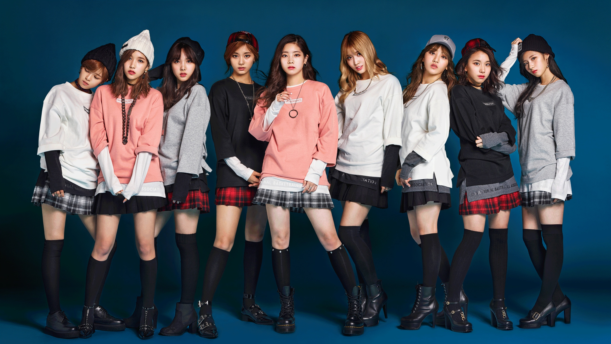 Wallpaper Twice Korean Music Girls 04 2560x1440 Qhd Picture Image