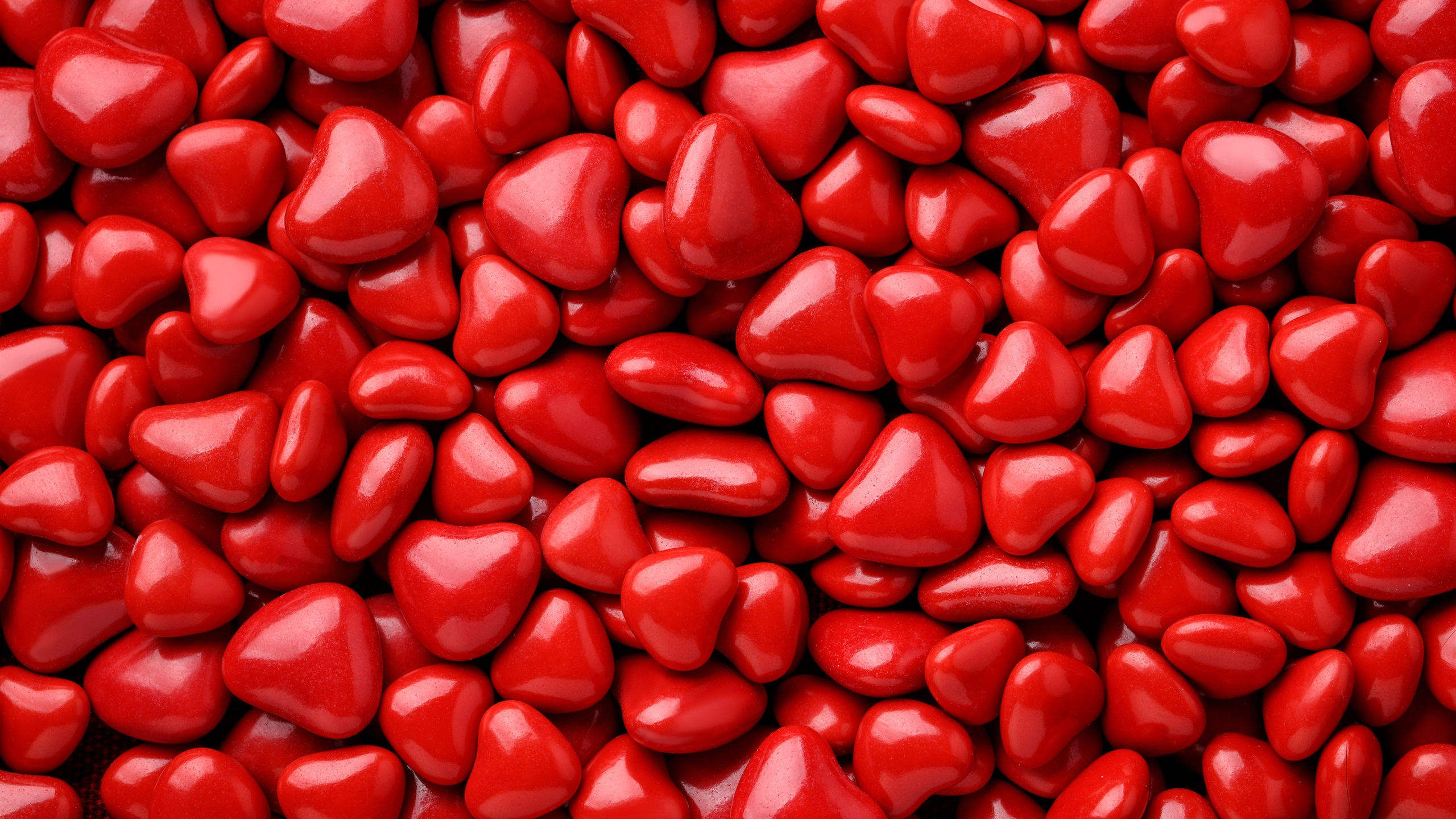 Many Red Love Heart Shaped Candy 1080x1920 Iphone 8 7 6 6s