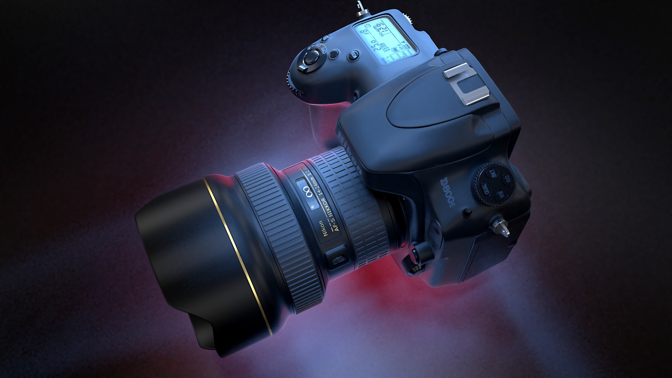Fonds Décran Nikon D800e Appareil Photo Numérique 2560x1600