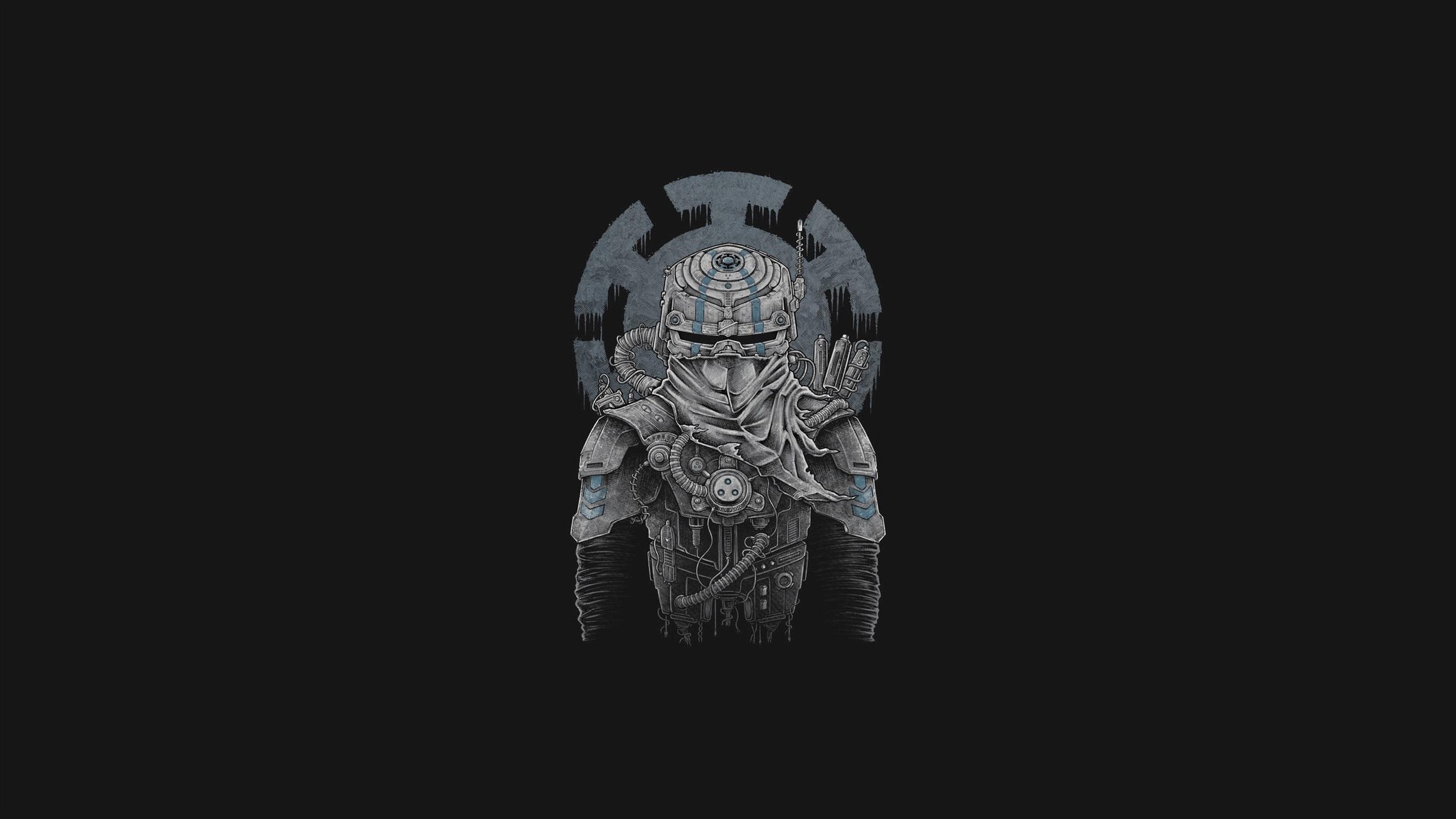 Unduh 4000+ Wallpaper Black Ninja HD Terbaik