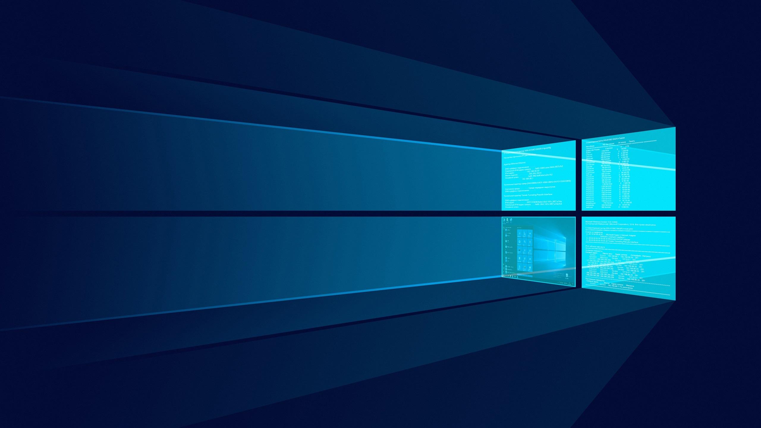 Fonds Décran Windows 10 écran Créatif 3840x2160 Uhd 4k Image