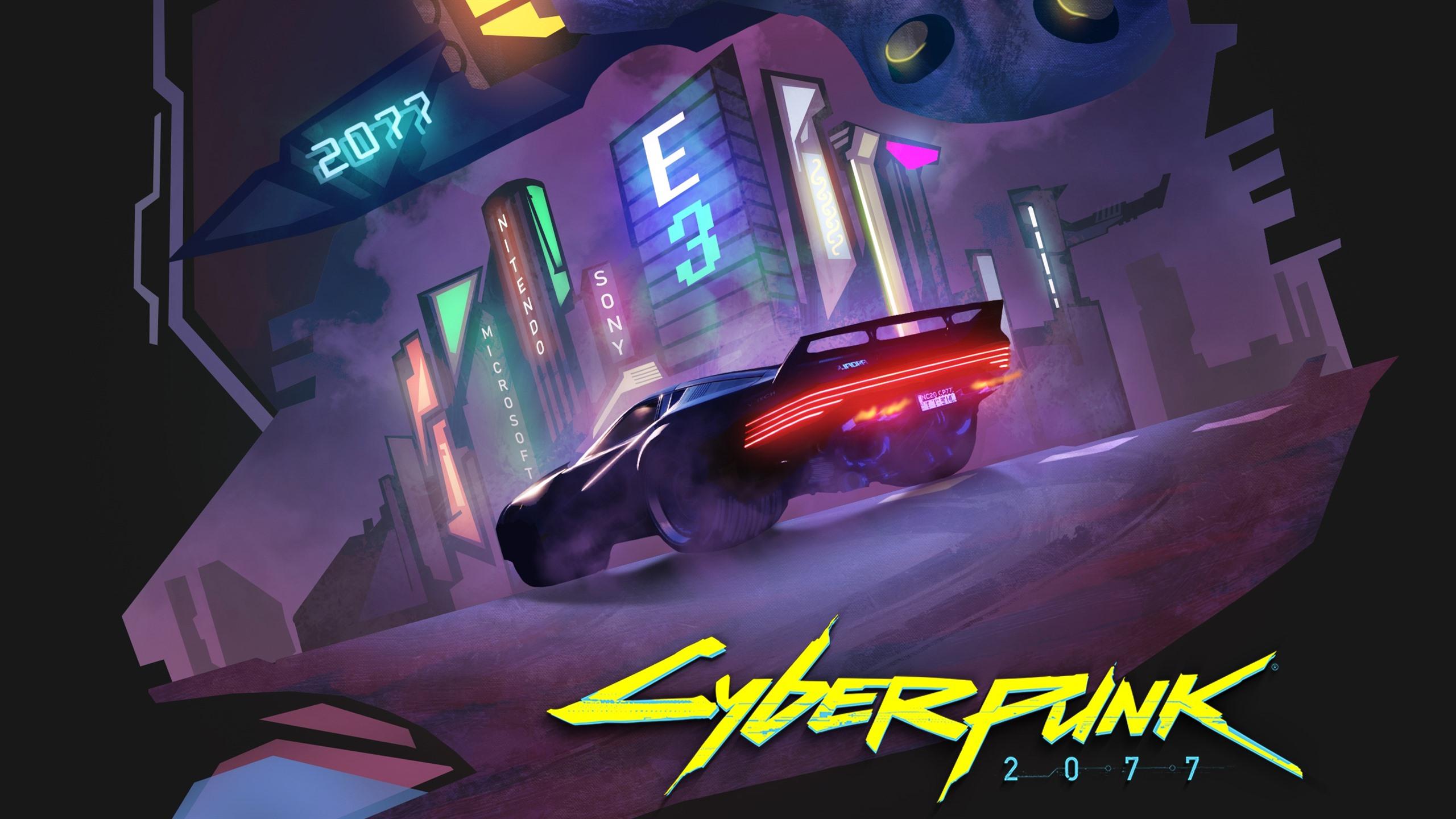 Dope 2560X1440 Wallpaper Cyberpunk 2077 Free