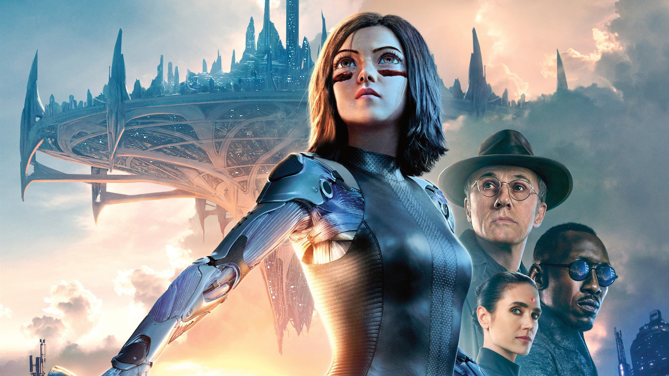 Wallpaper Alita Battle Angel 2019 2560x1600 Hd Picture Image