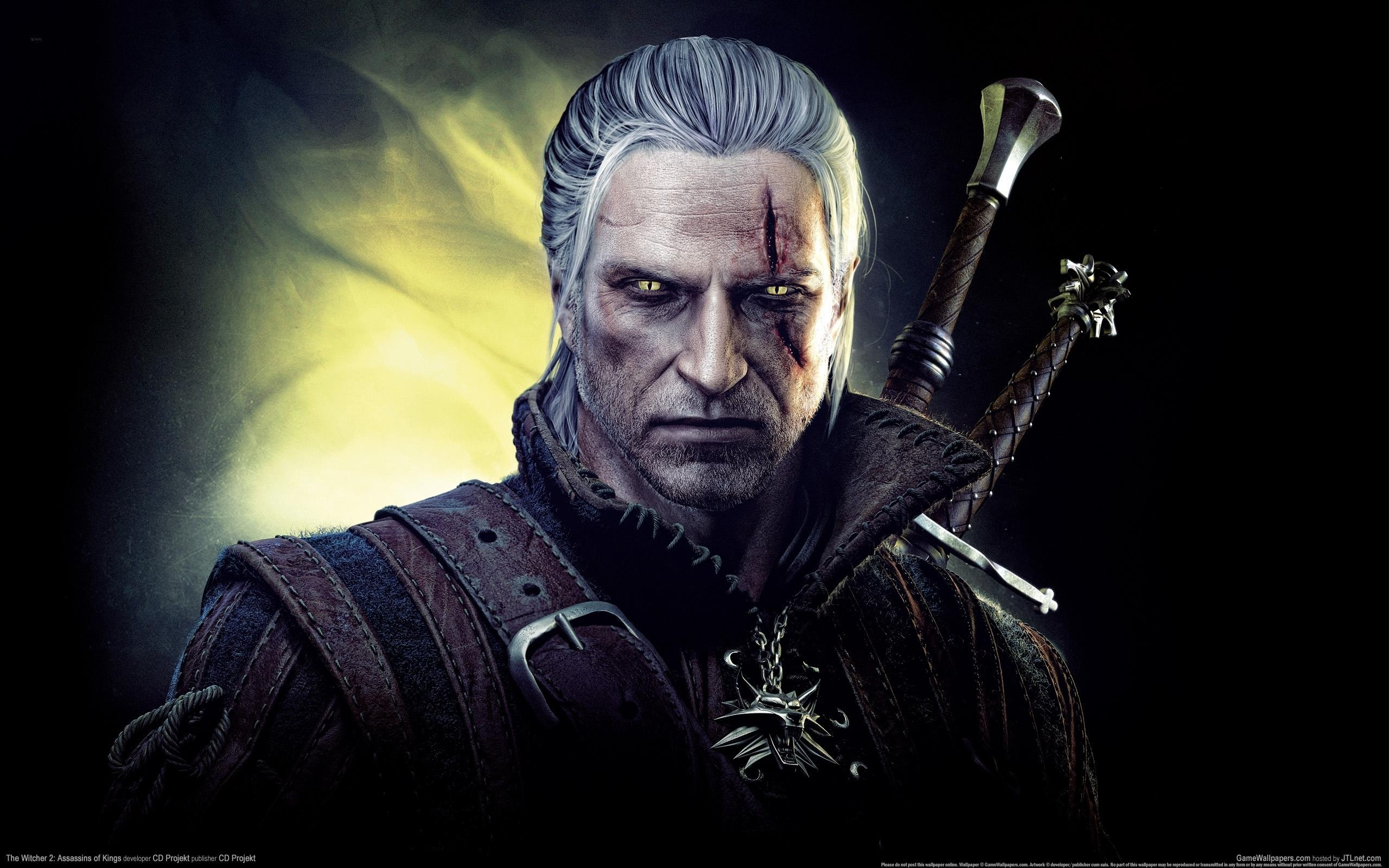 The Witcher 2: Assassins of Kings wallpaper - 2560x1600