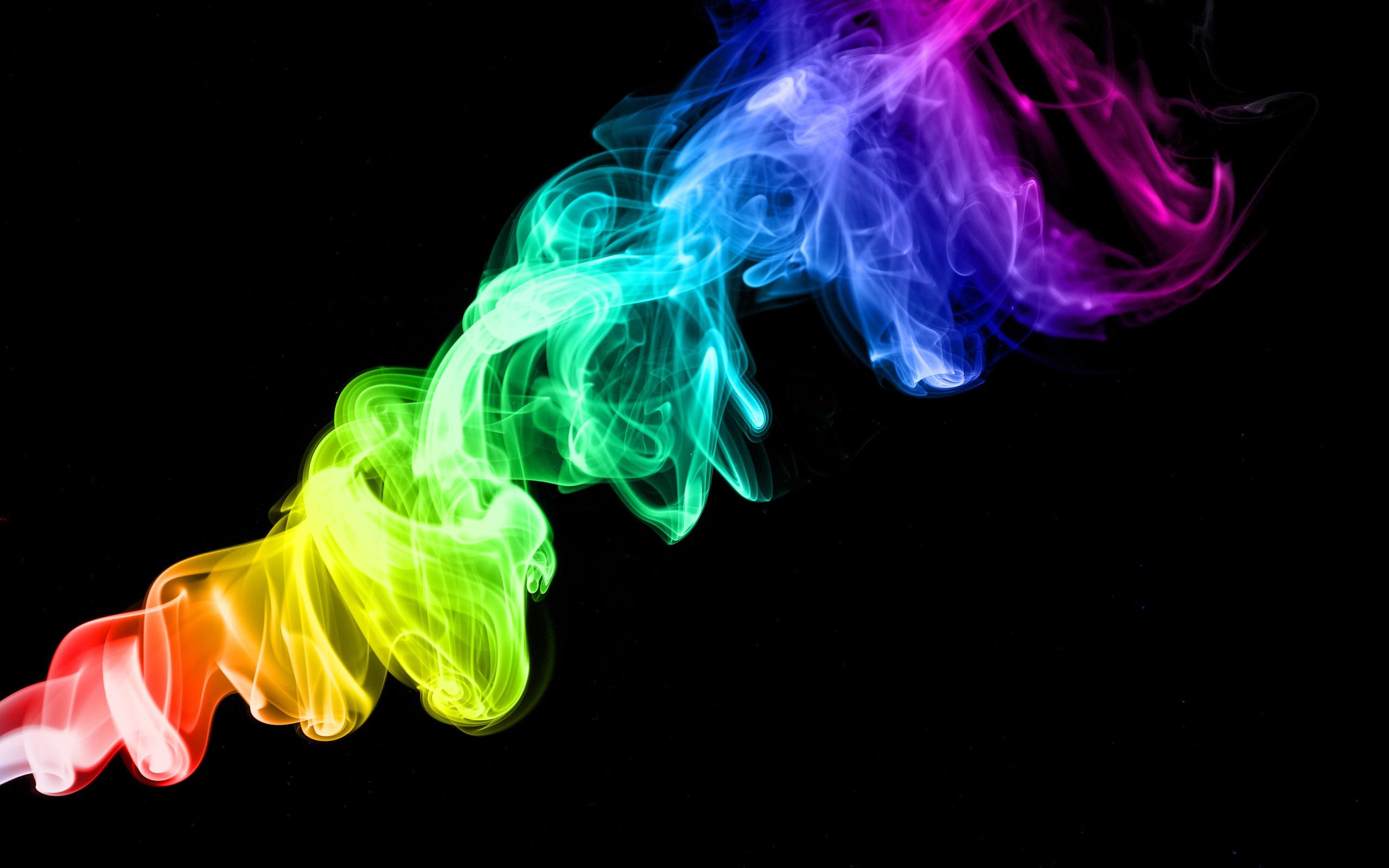 fumée colorée Fonds d'écran | 2560x1600 Fonds d'écran de ...