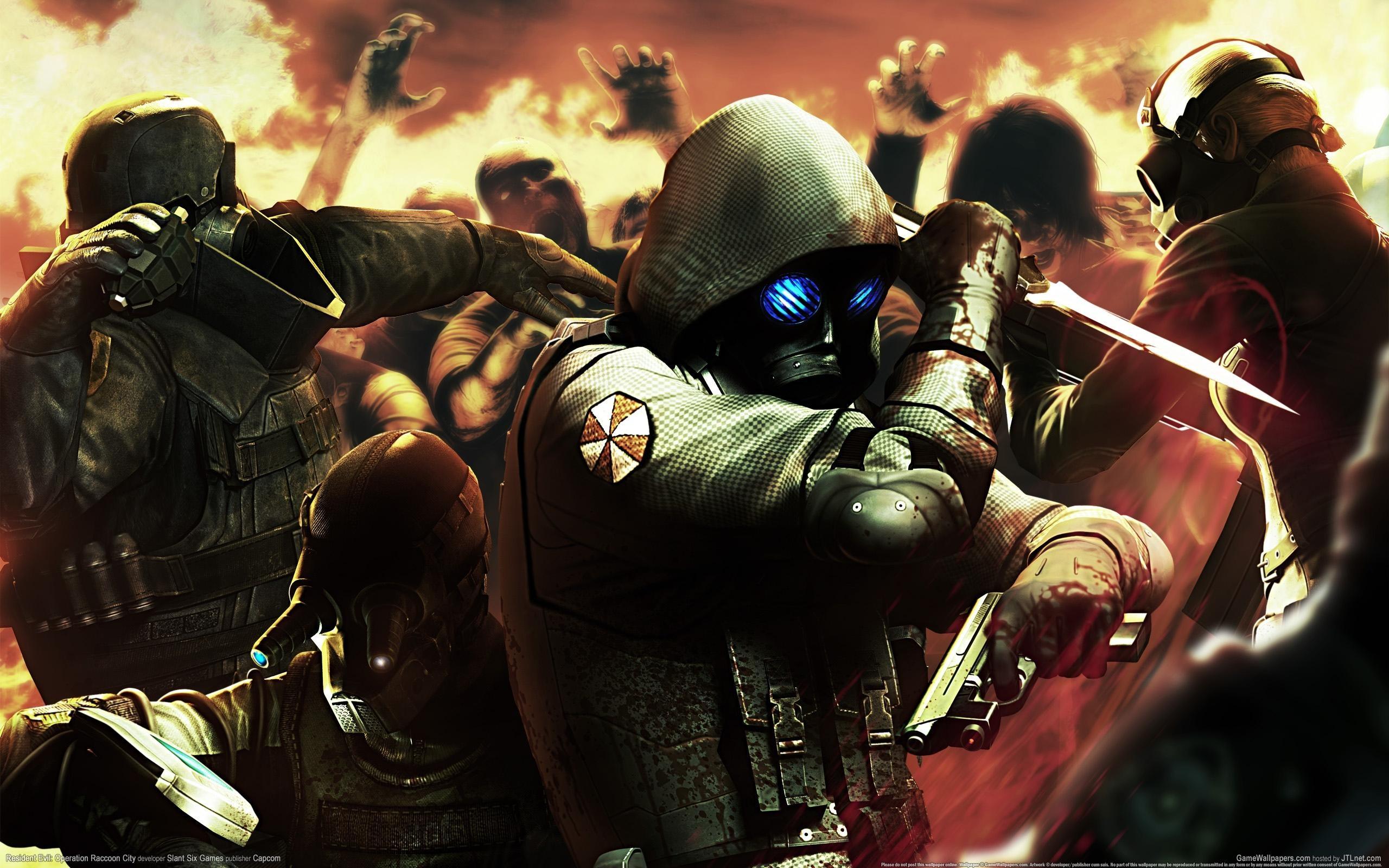 Resultado de imagem para Resident Evil operation raccoon city