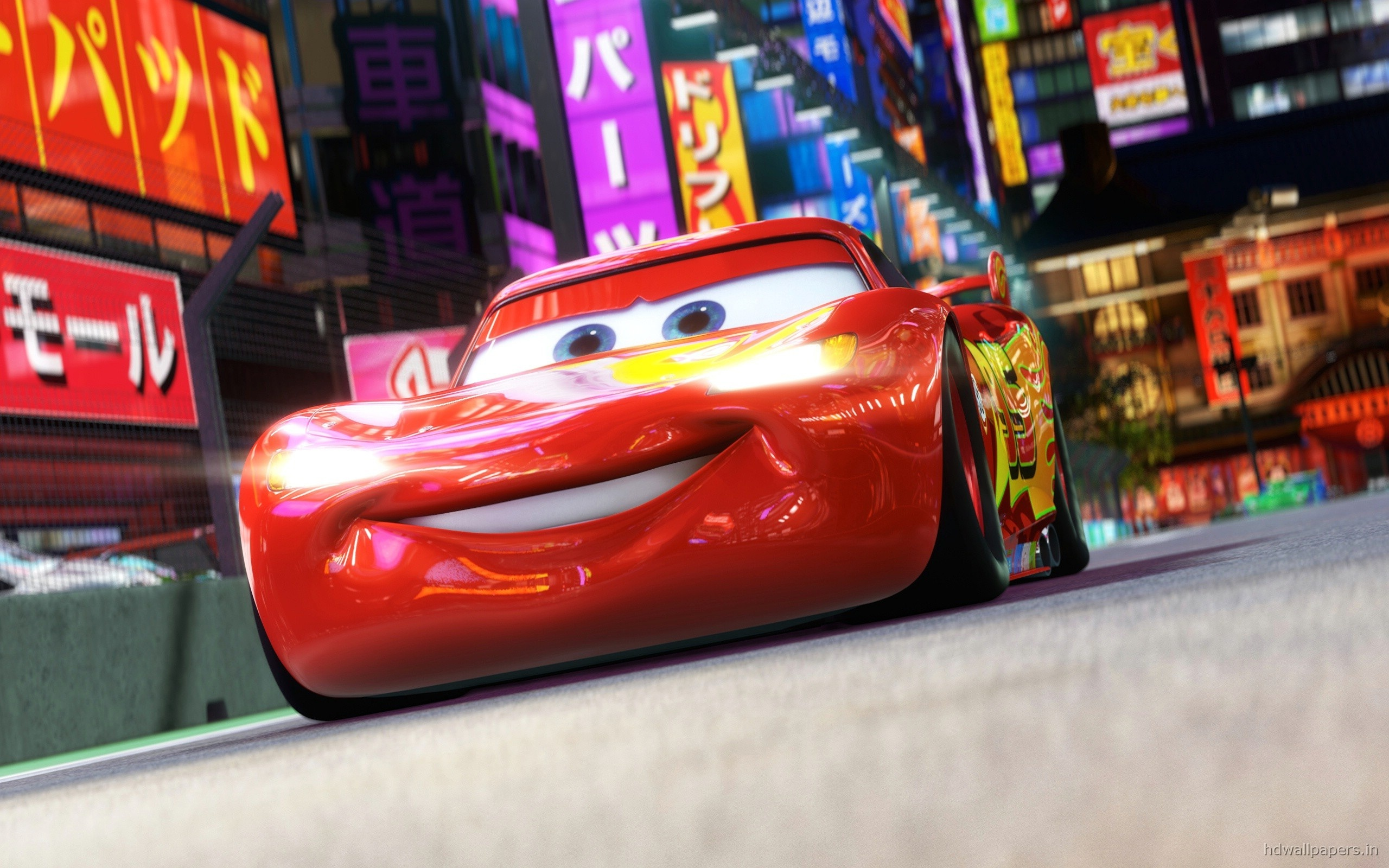 Cars 2 HD 2560x1600 Hd wallpapers 2560x1600