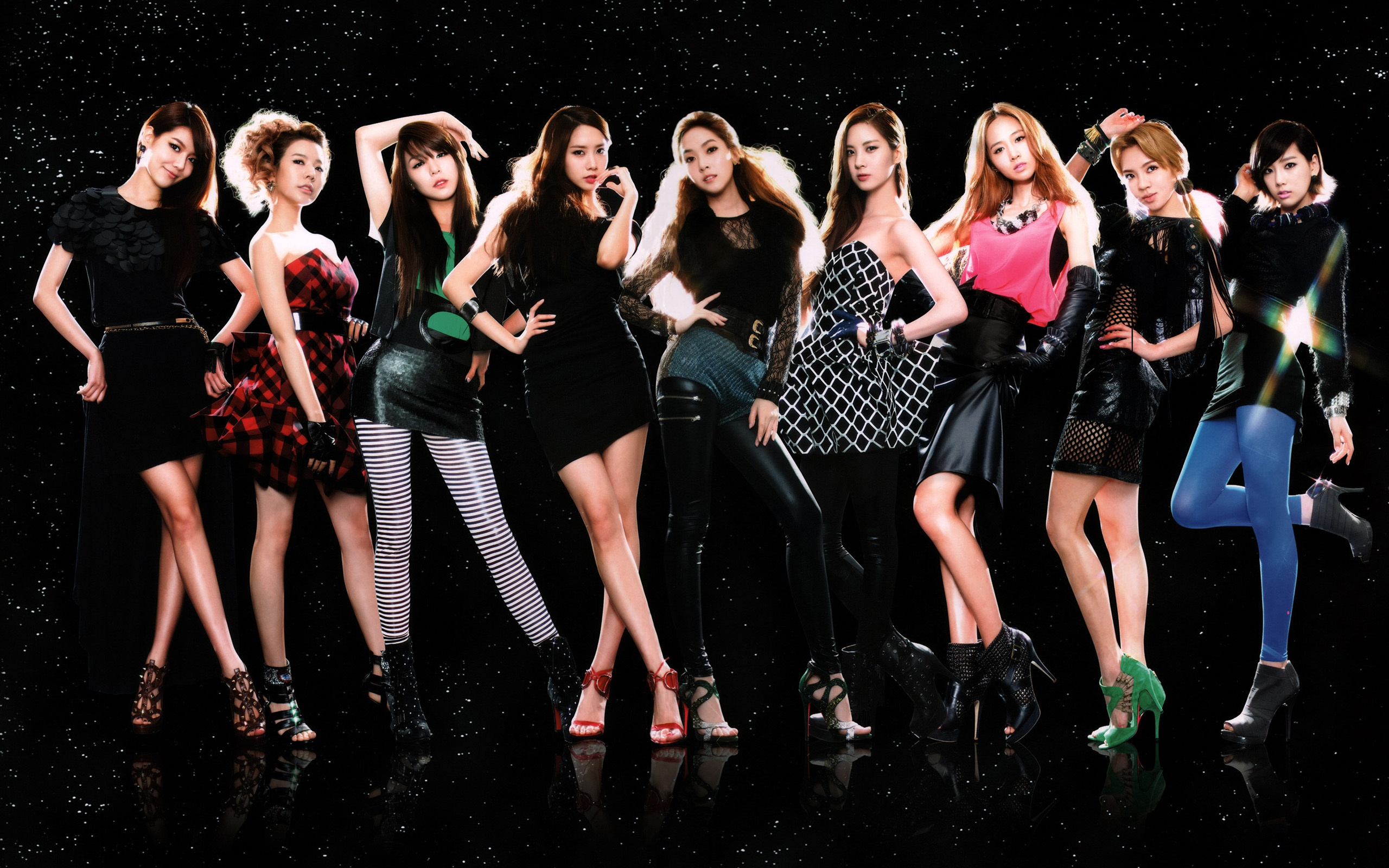 Wallpaper Girls Generation 39 2560x1600 Hd Picture Image