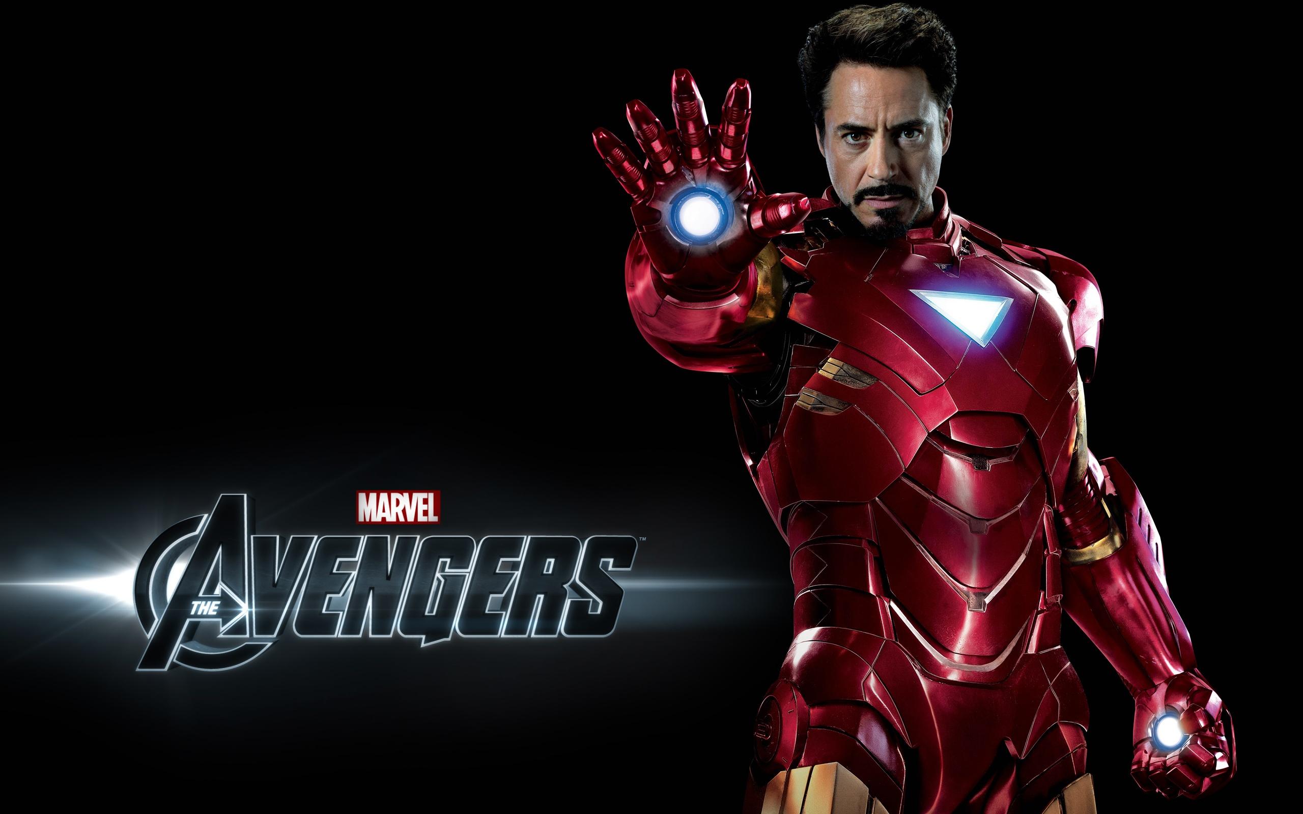 Fonds d 39 cran t l charger 2560x1600 iron man dans the - Avengers 2 telecharger ...