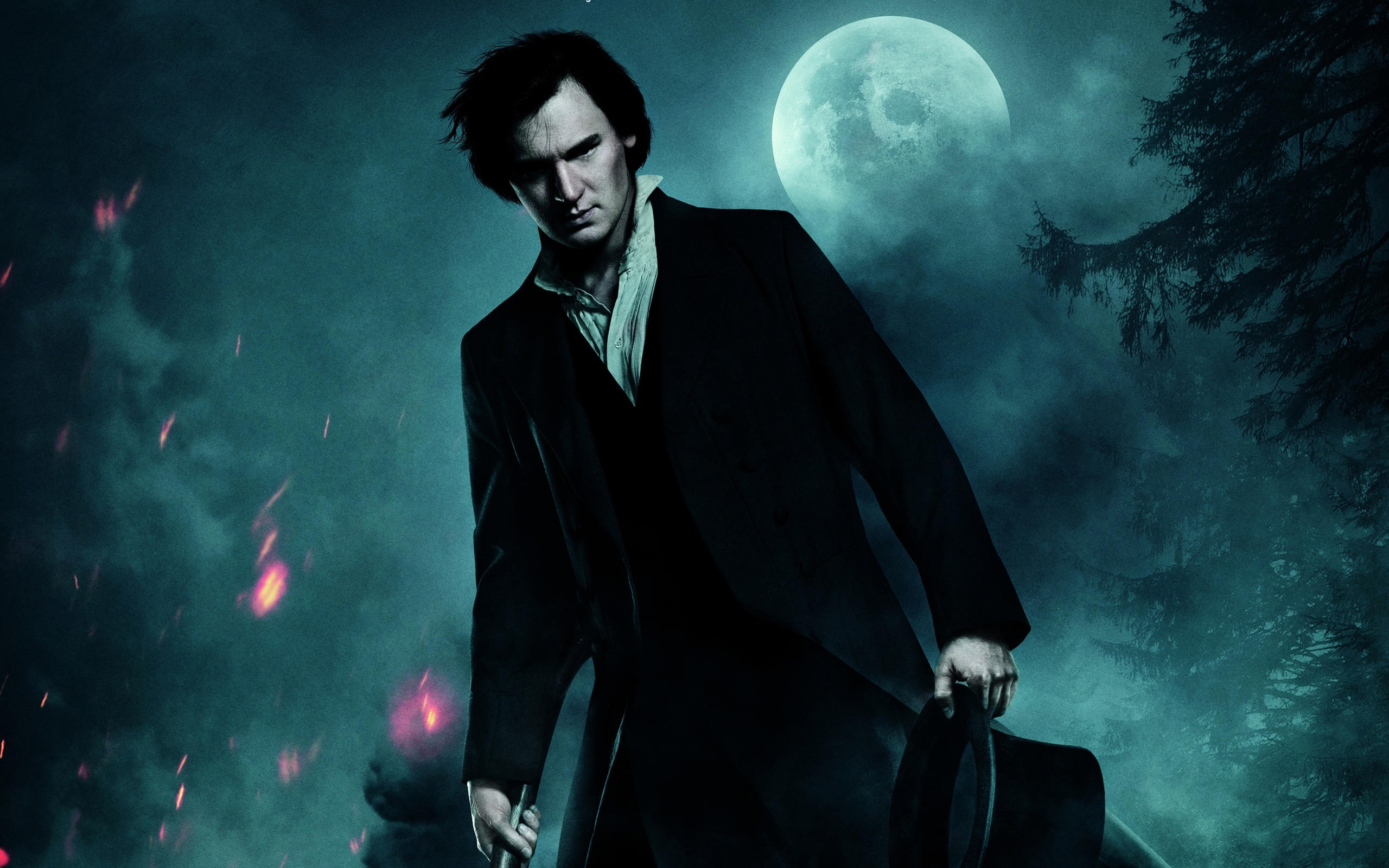 Wallpaper Abraham Lincoln Vampire Hunter Hd 2560x1600 Hd
