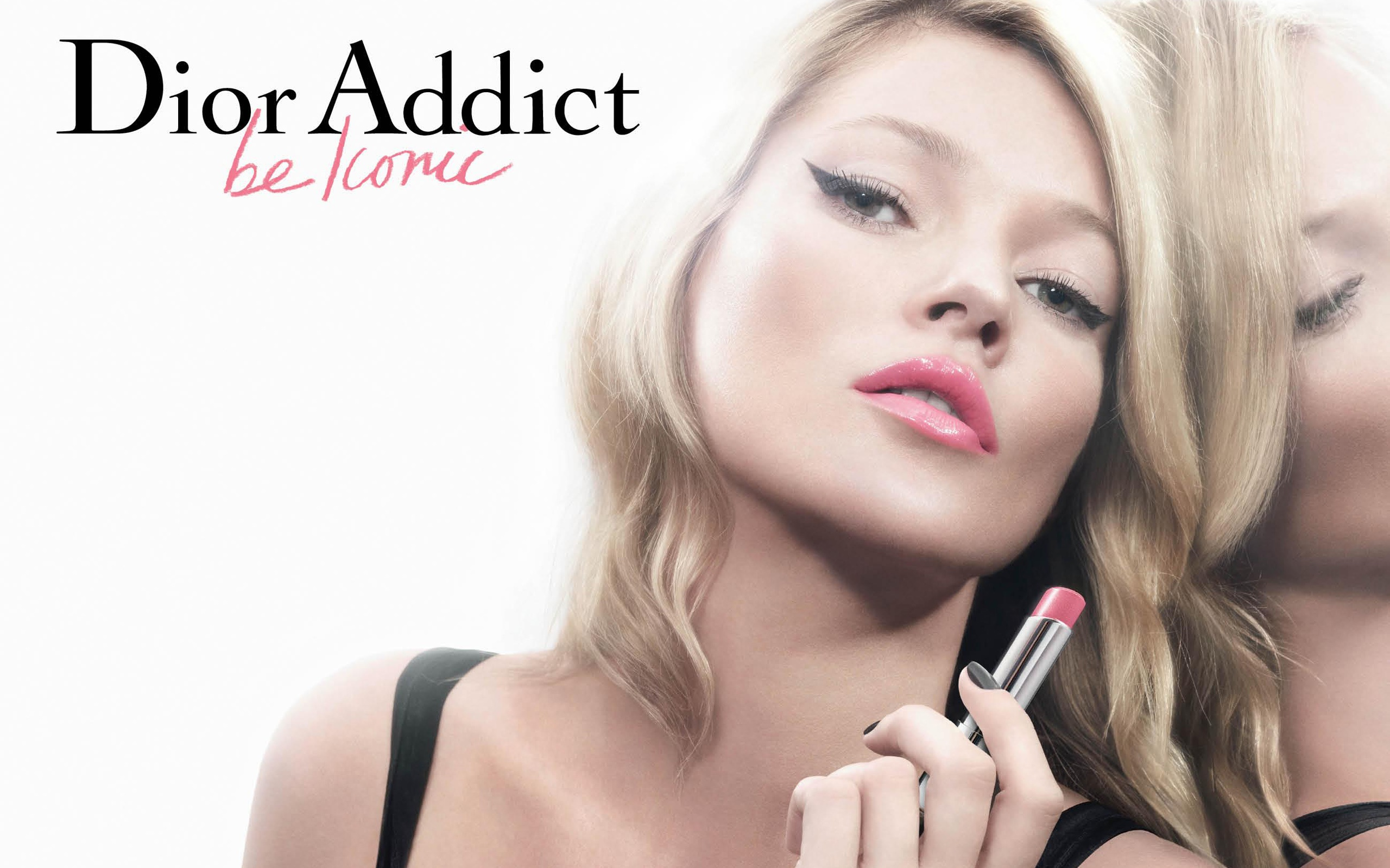 Dior Addict ads wallpaper - 2560x1600
