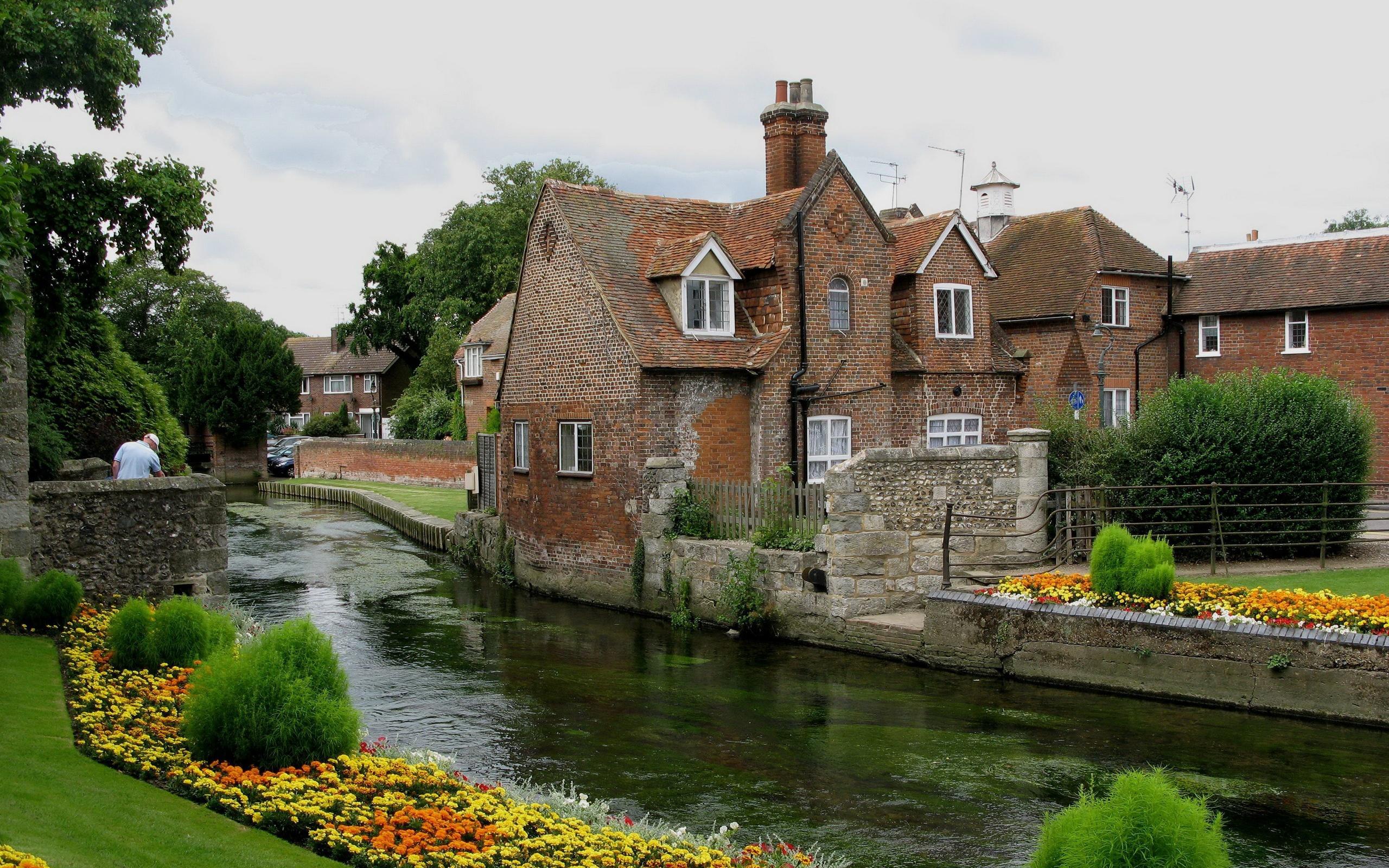 Canterbury United Kingdom  city photos gallery : イギリス、カンタベリー 壁紙 | 2560x1600 壁紙 ...