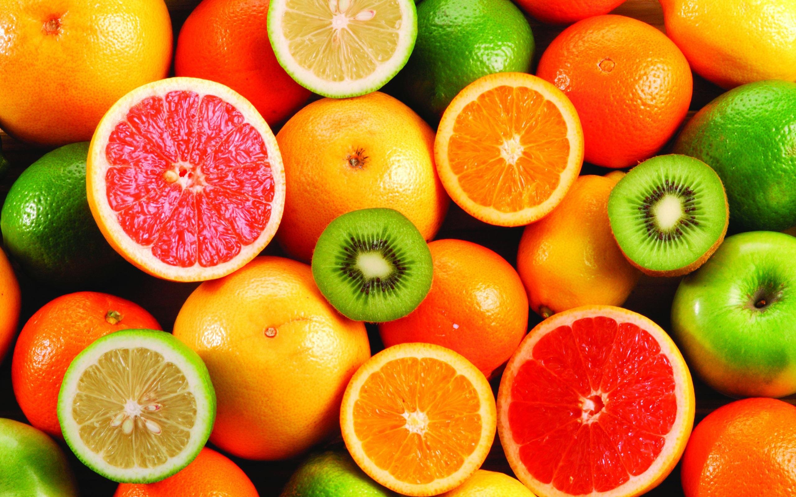 おいしいフルーツ オレンジ キウイフルーツ 1080x19 Iphone 8 7 6 6s Plus 壁紙 背景 画像