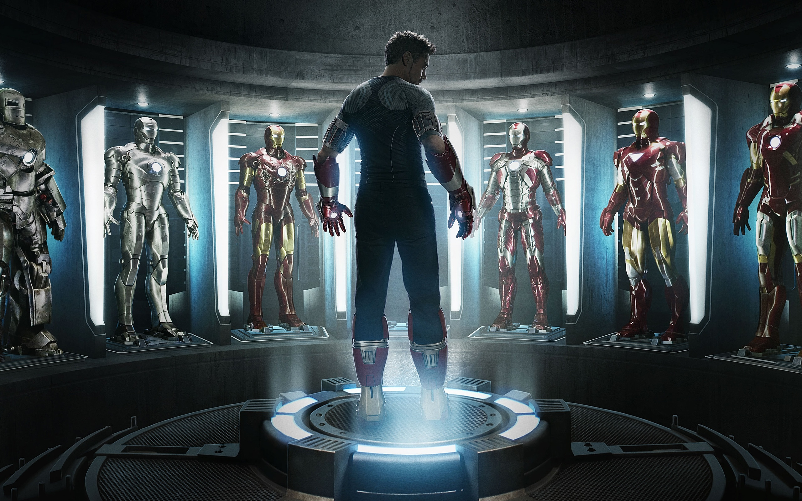 Wallpaper Iron Man 3 Hd 2560x1920 Hd Picture Image
