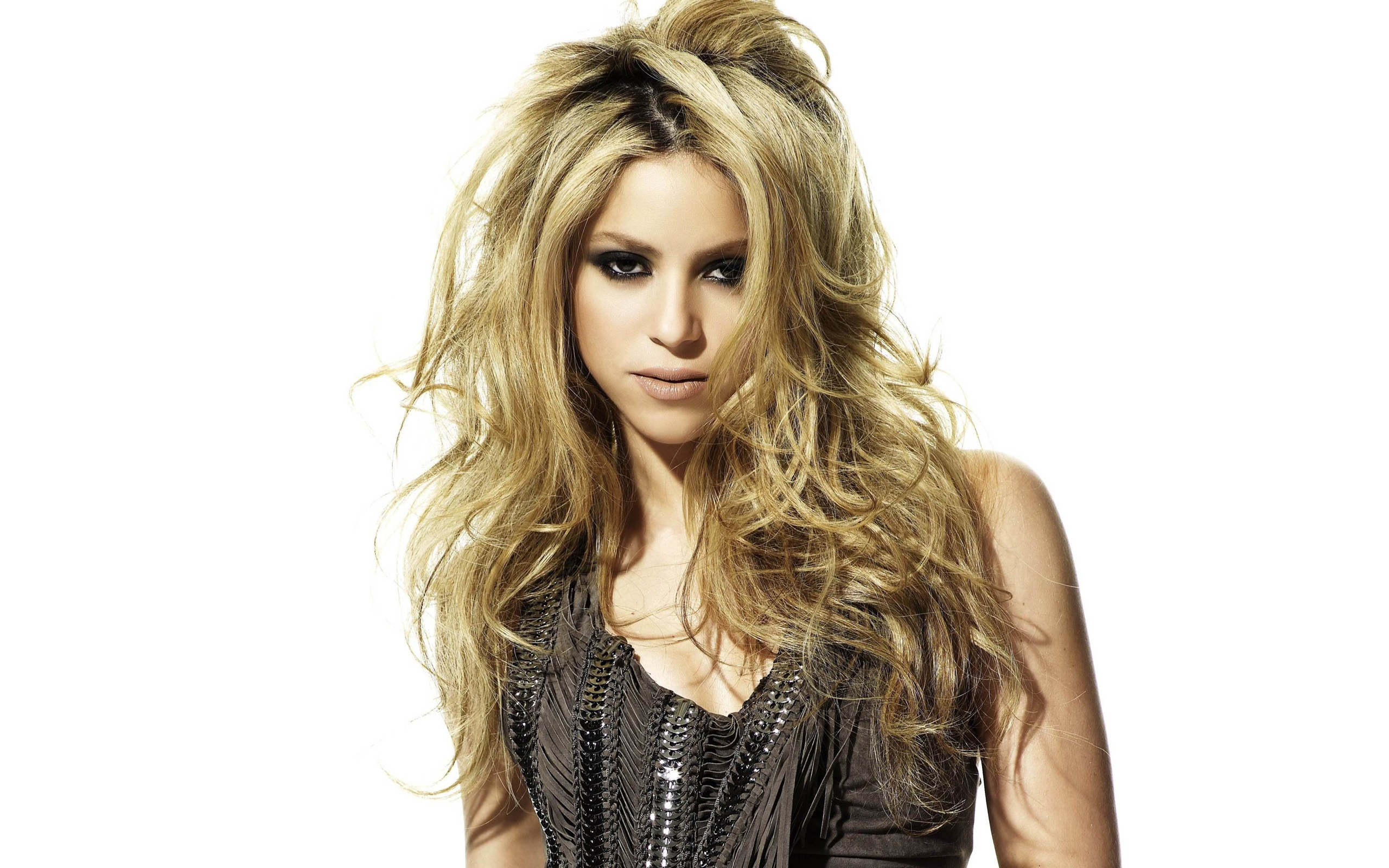 Wallpaper Shakira 03 2560x1600 Hd Picture Image