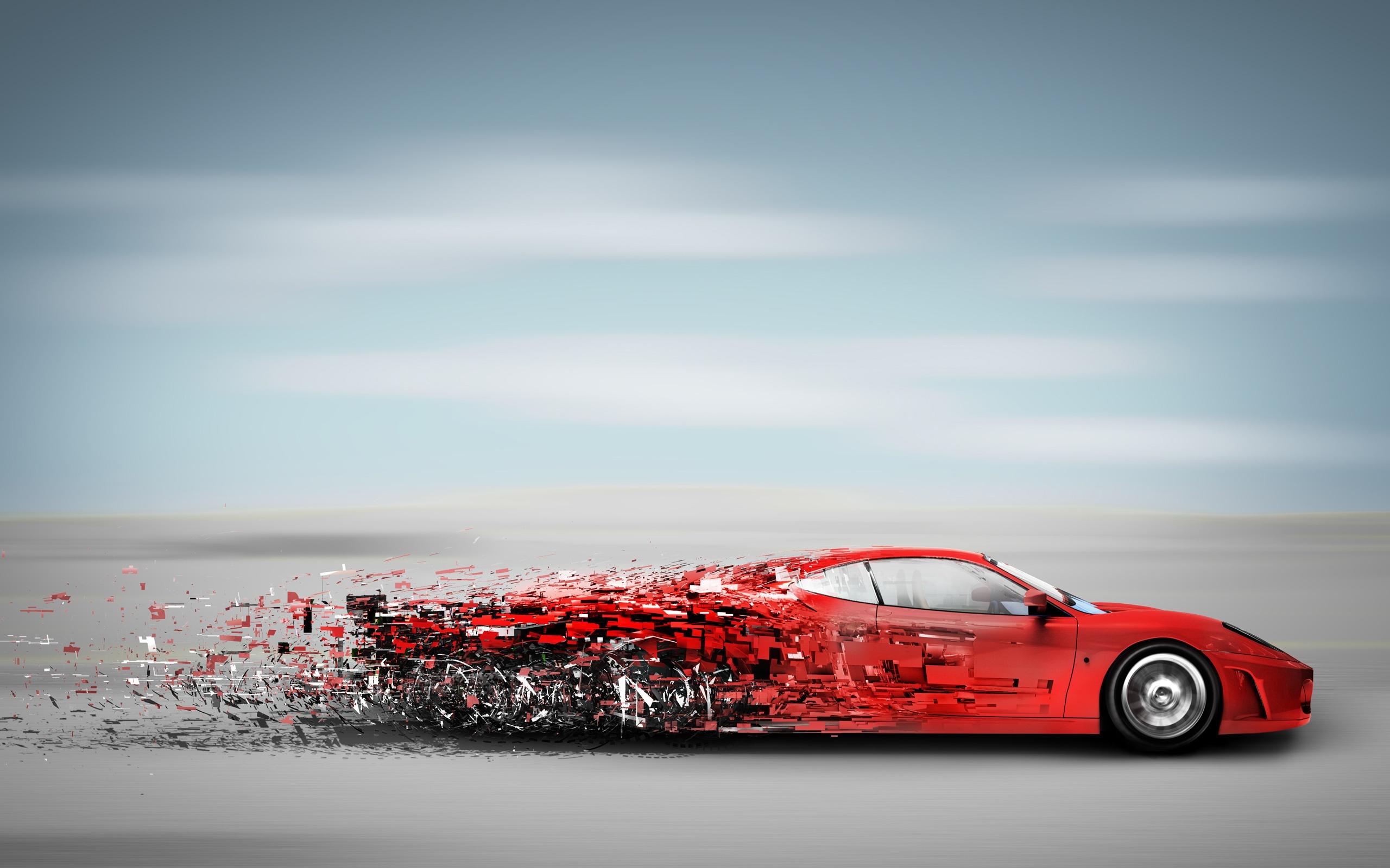 автомобиль красный спортивный без смс
