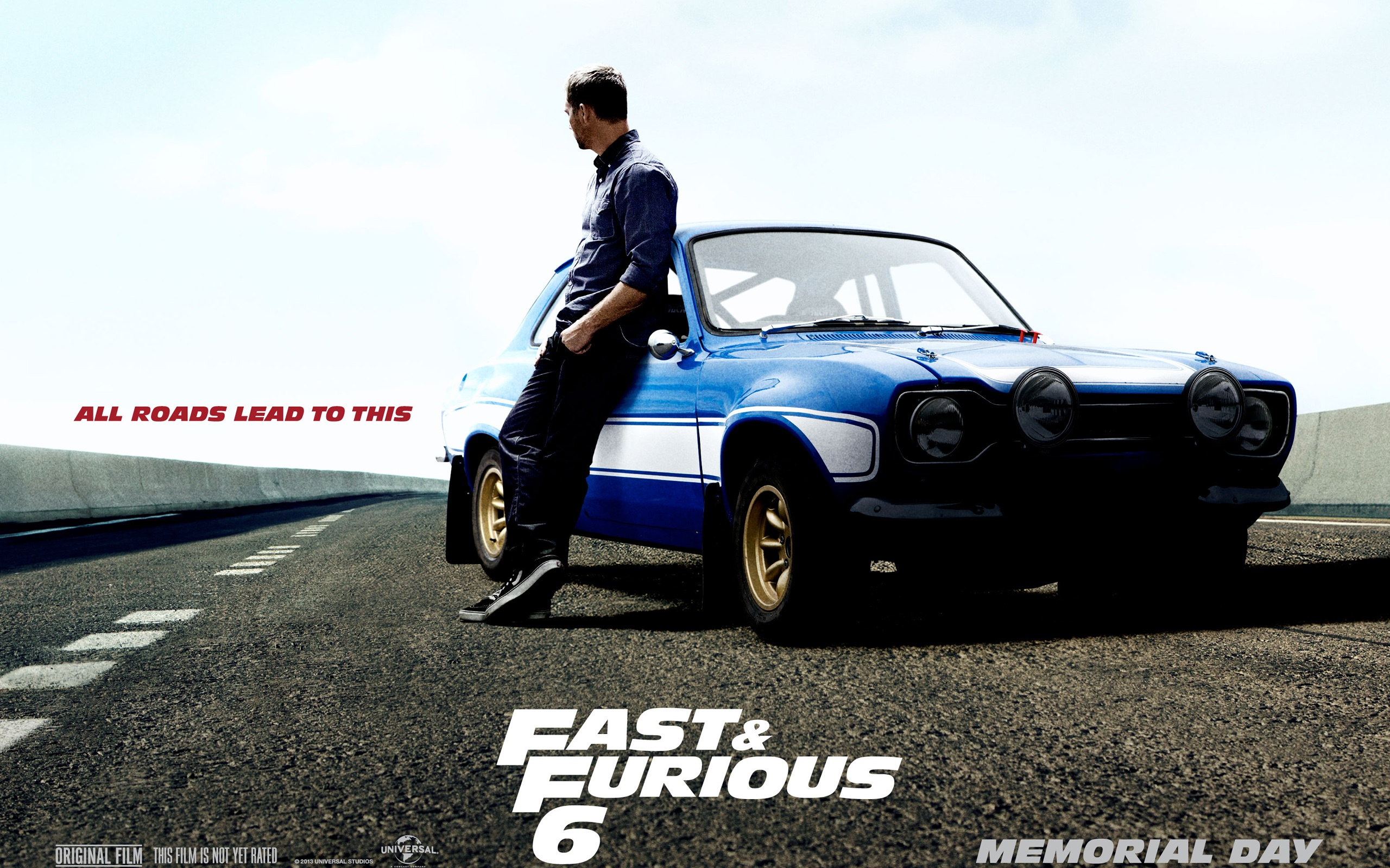 Paul Walker In Fast And Furious 6 750x1334 Iphone 8 7 6 6s