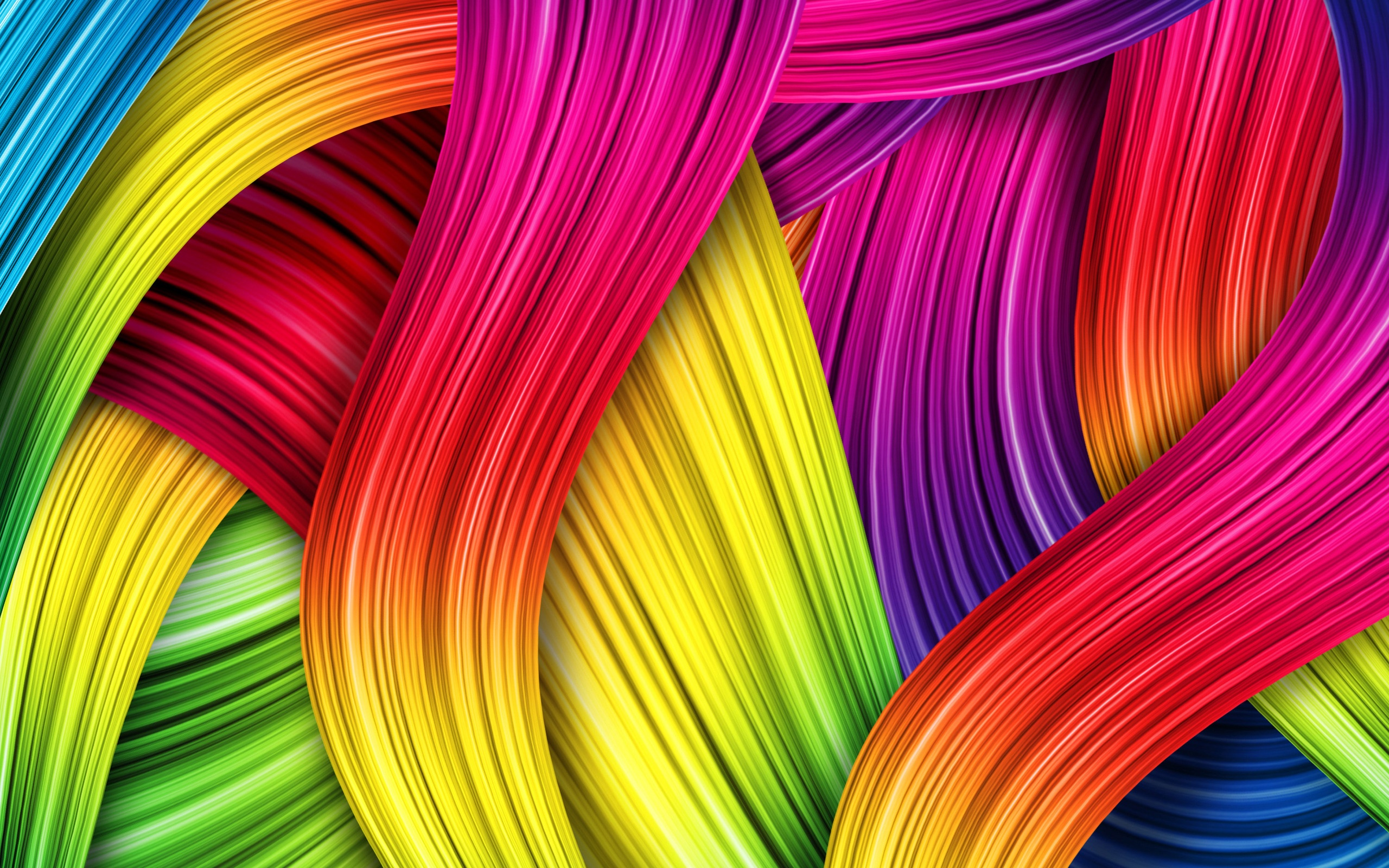Wallpaper Abstract colors, colorful background 2560x1600 ...