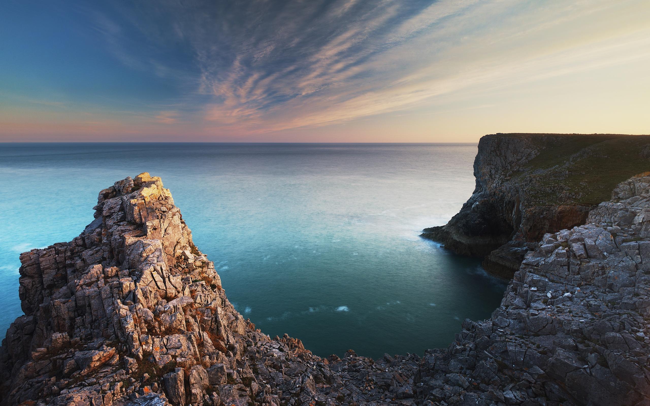 Красивые картинки скалы и море