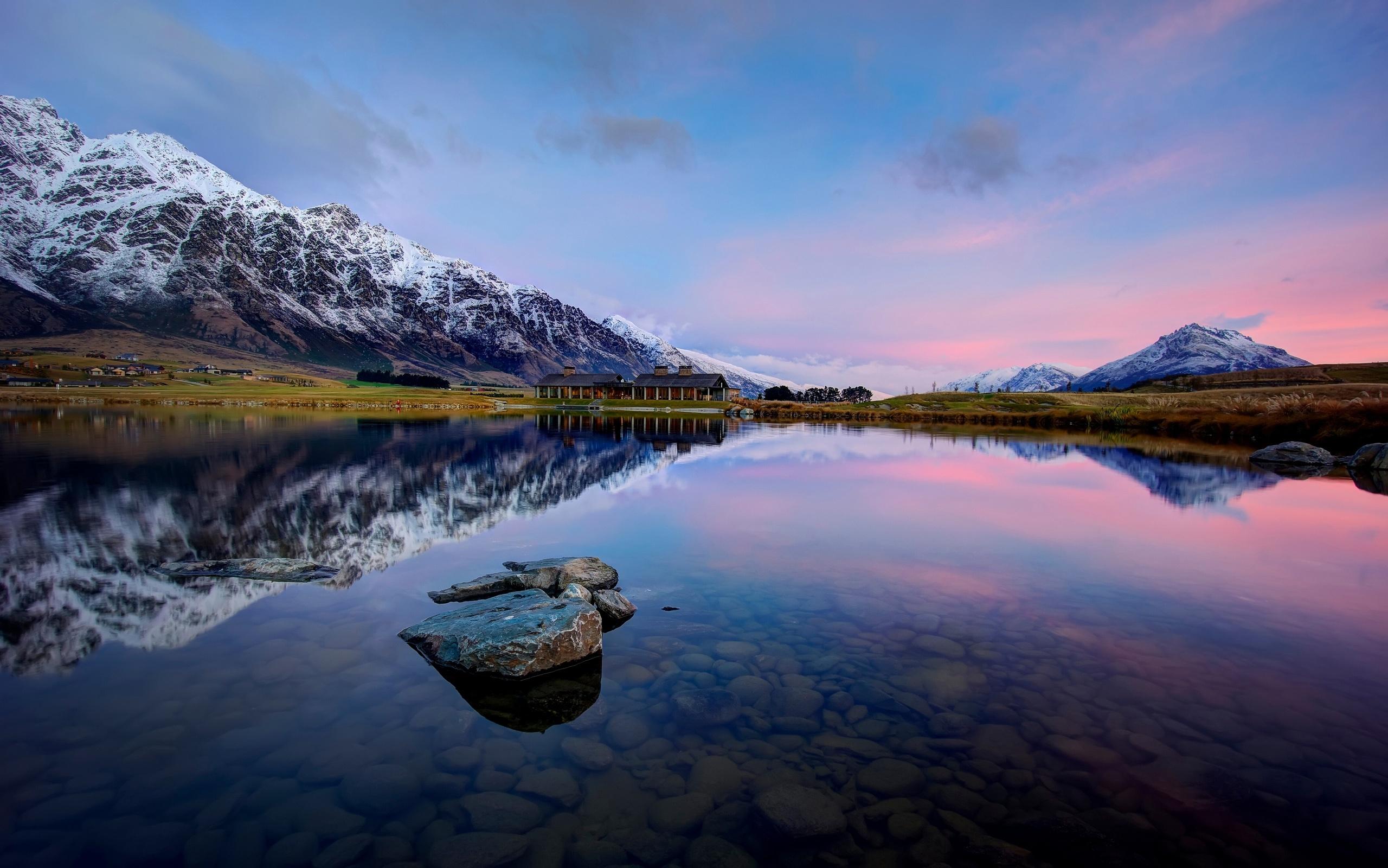 Resultado de imagen de Lago Wakatipu