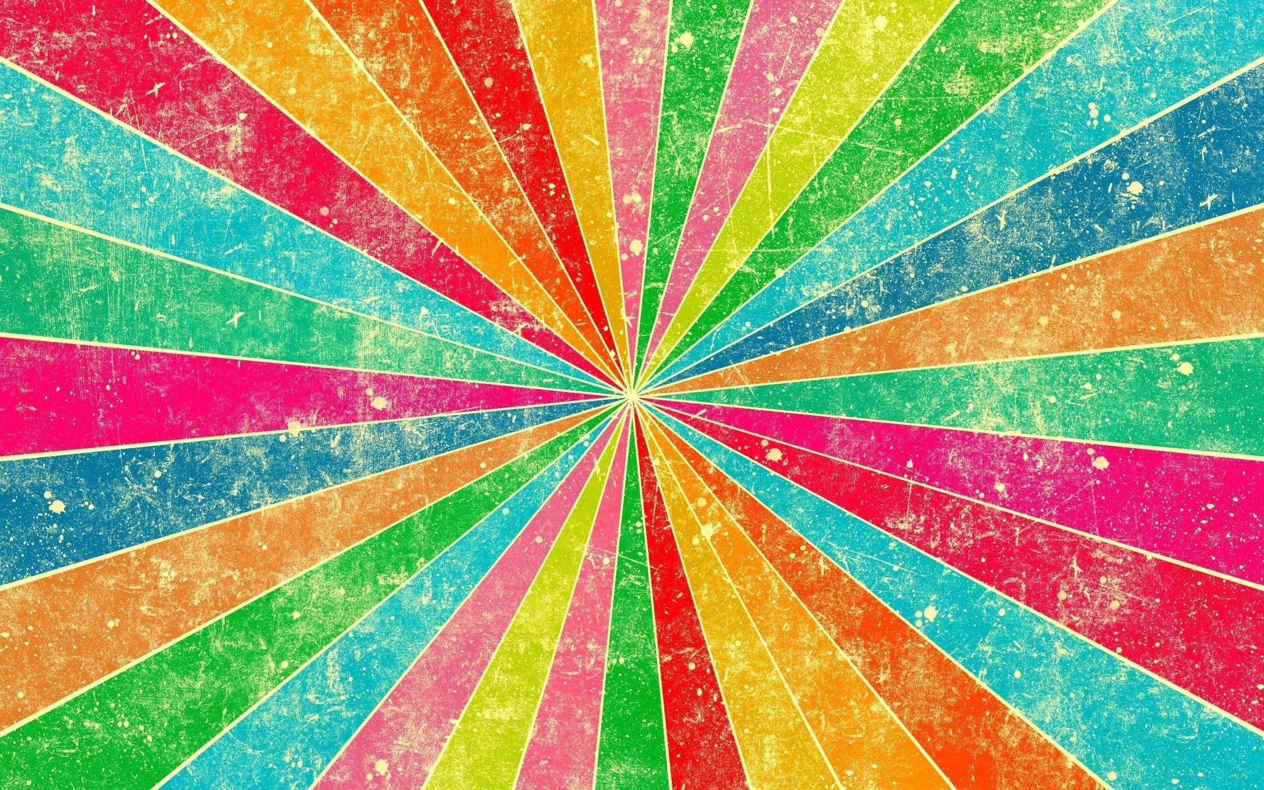 regenbogen muster bunte linien - photo #4