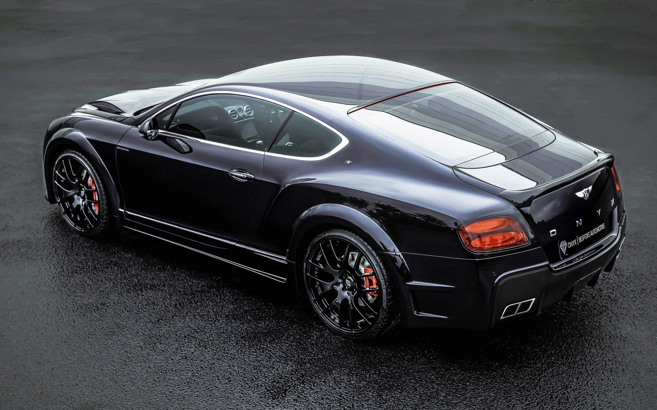 Bentley black  № 199968  скачать