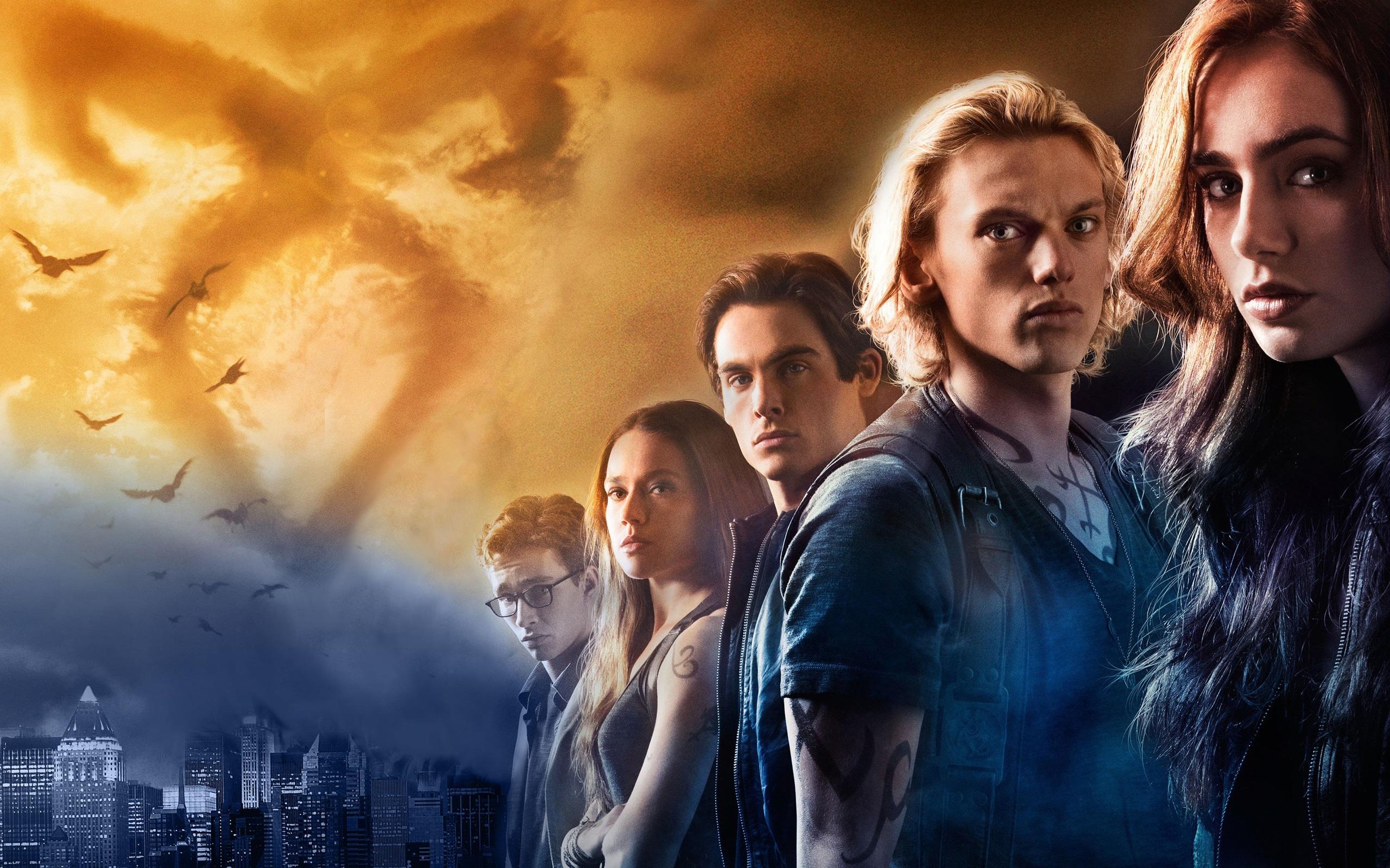 Shadowhunters Città di ossa The Mortal Instruments City of Bones è un film del 2013 diretto da Harald Zwart Il film è tratto dallomonimo romanzo fantasy il