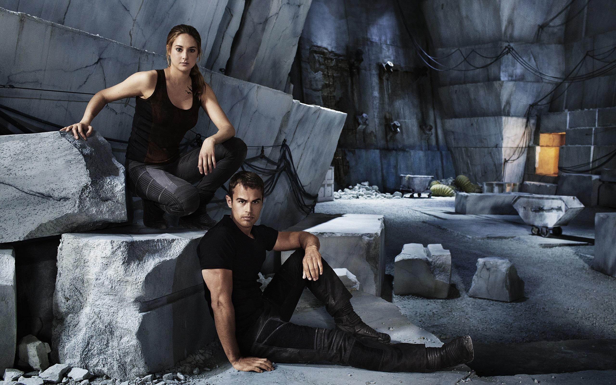 Shailene Woodley, Theo...