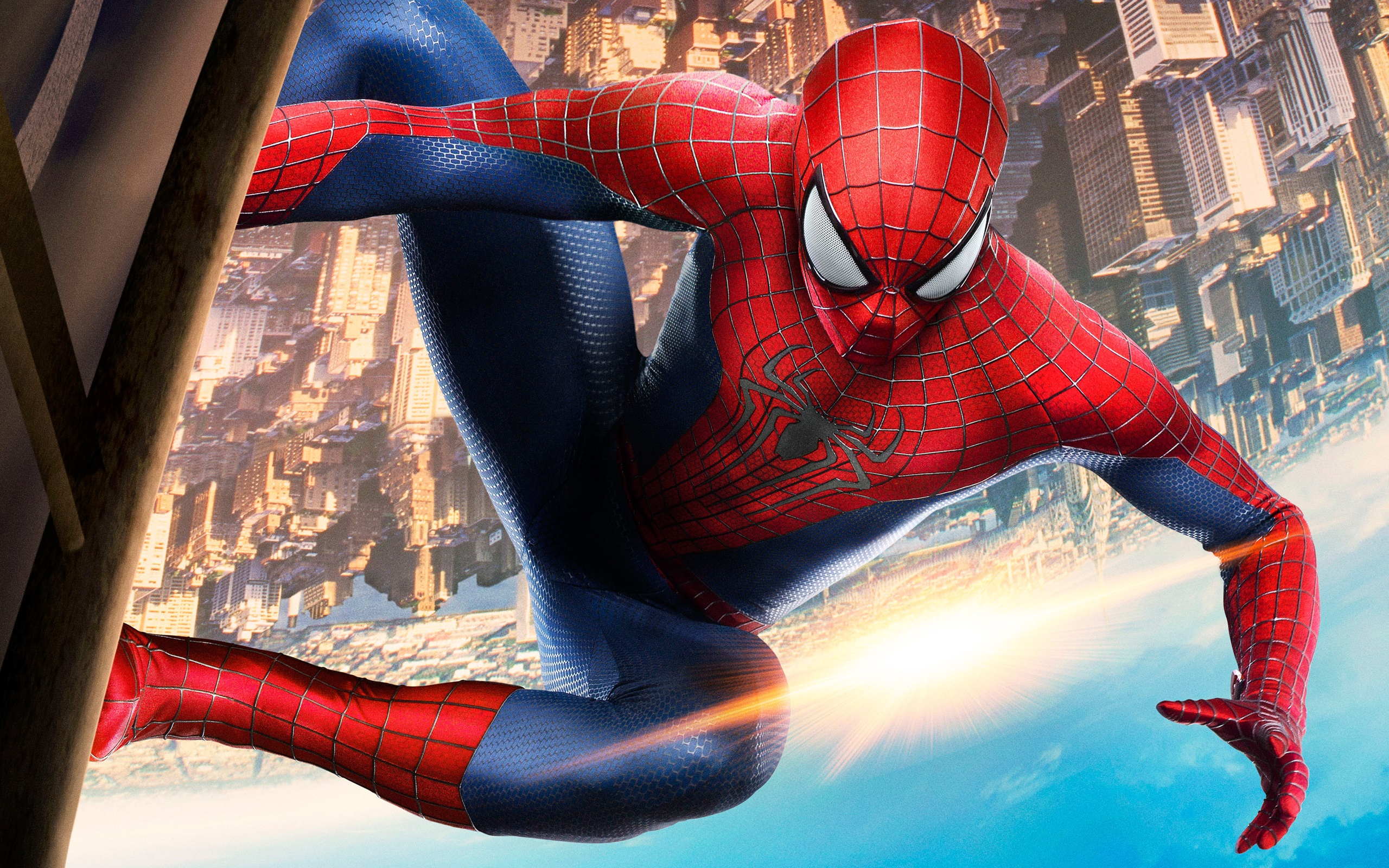 Spiderman 2 english movie