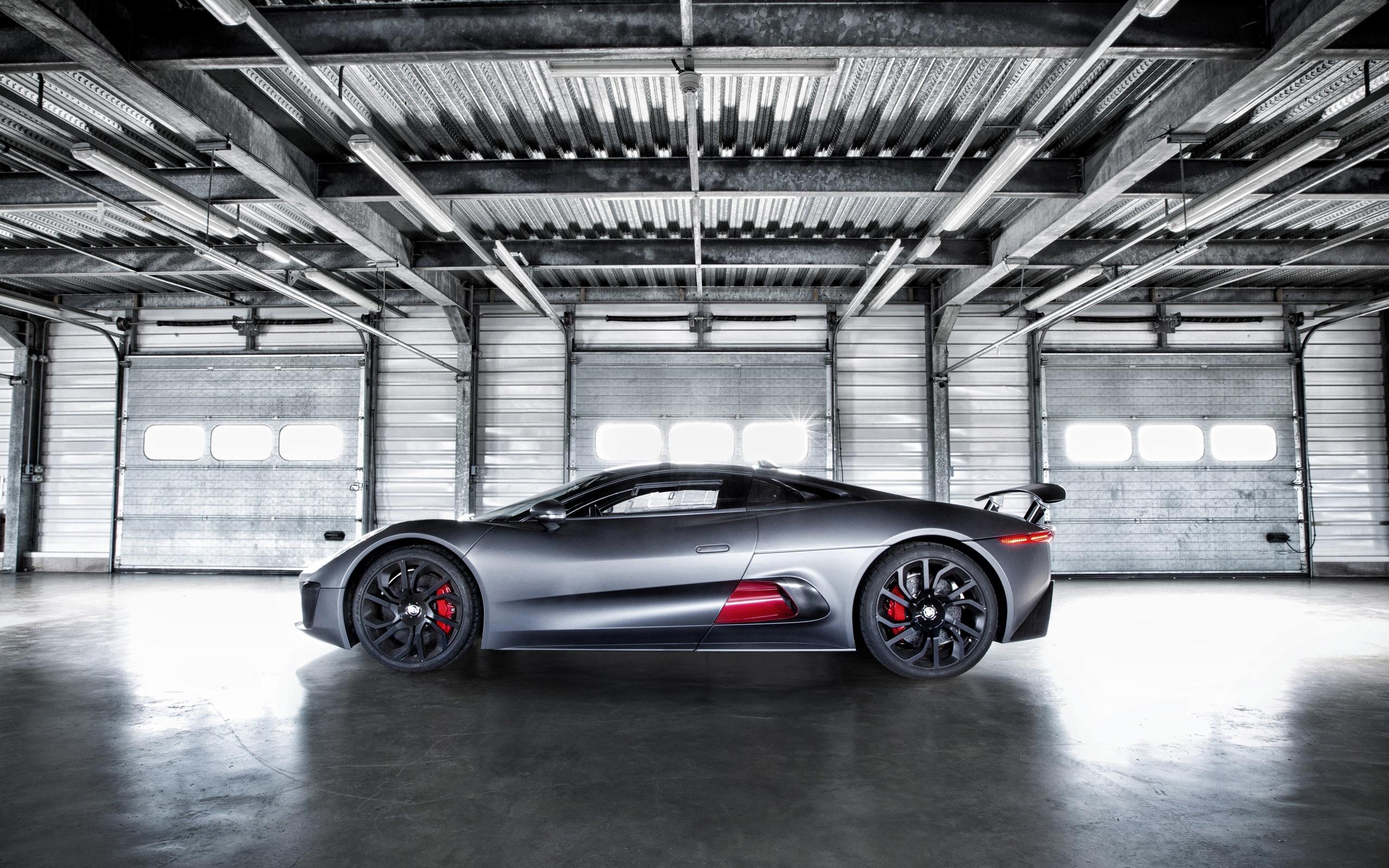 Fondos De Pantalla Jaguar C X75 Hybrid Prototipo De
