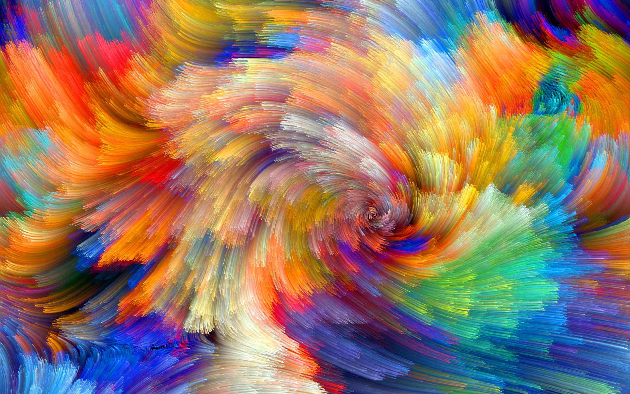 Modelo del arco iris l neas de colores cuadros for Imagenes de cuadros abstractos grandes