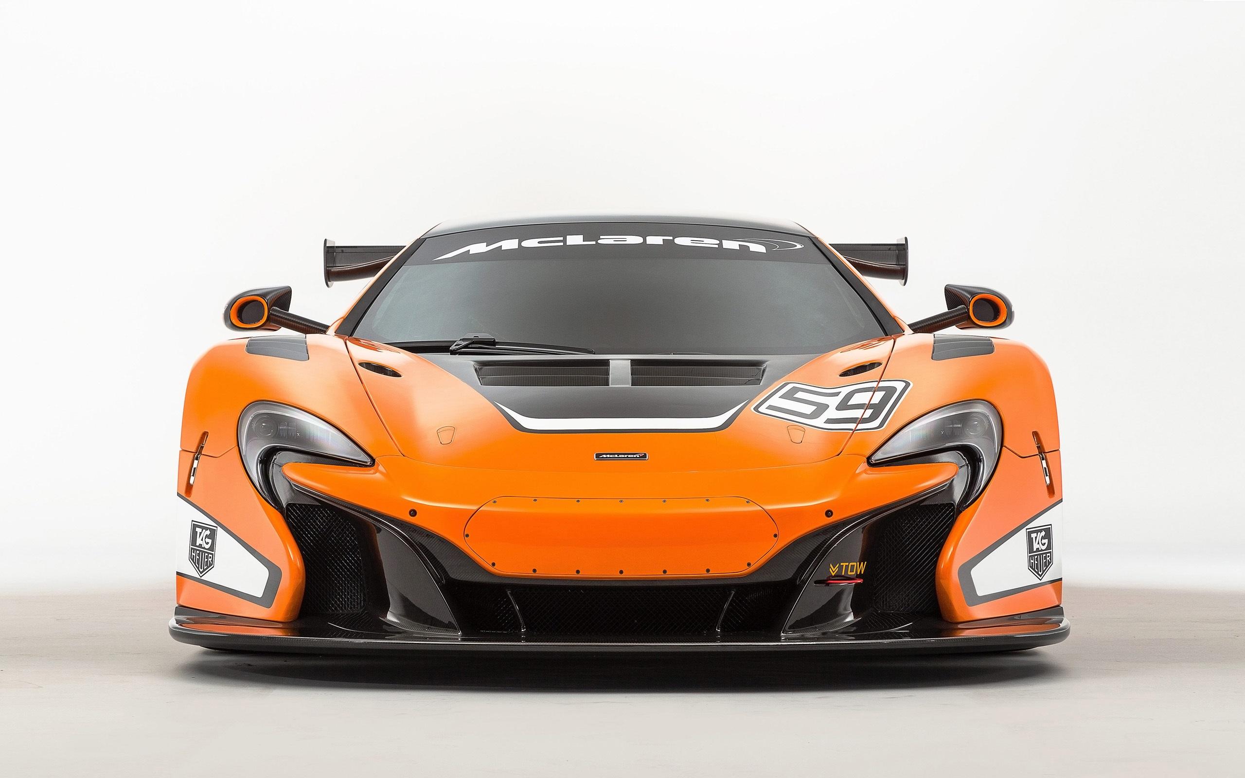 2015 McLaren 650S GT3 ...