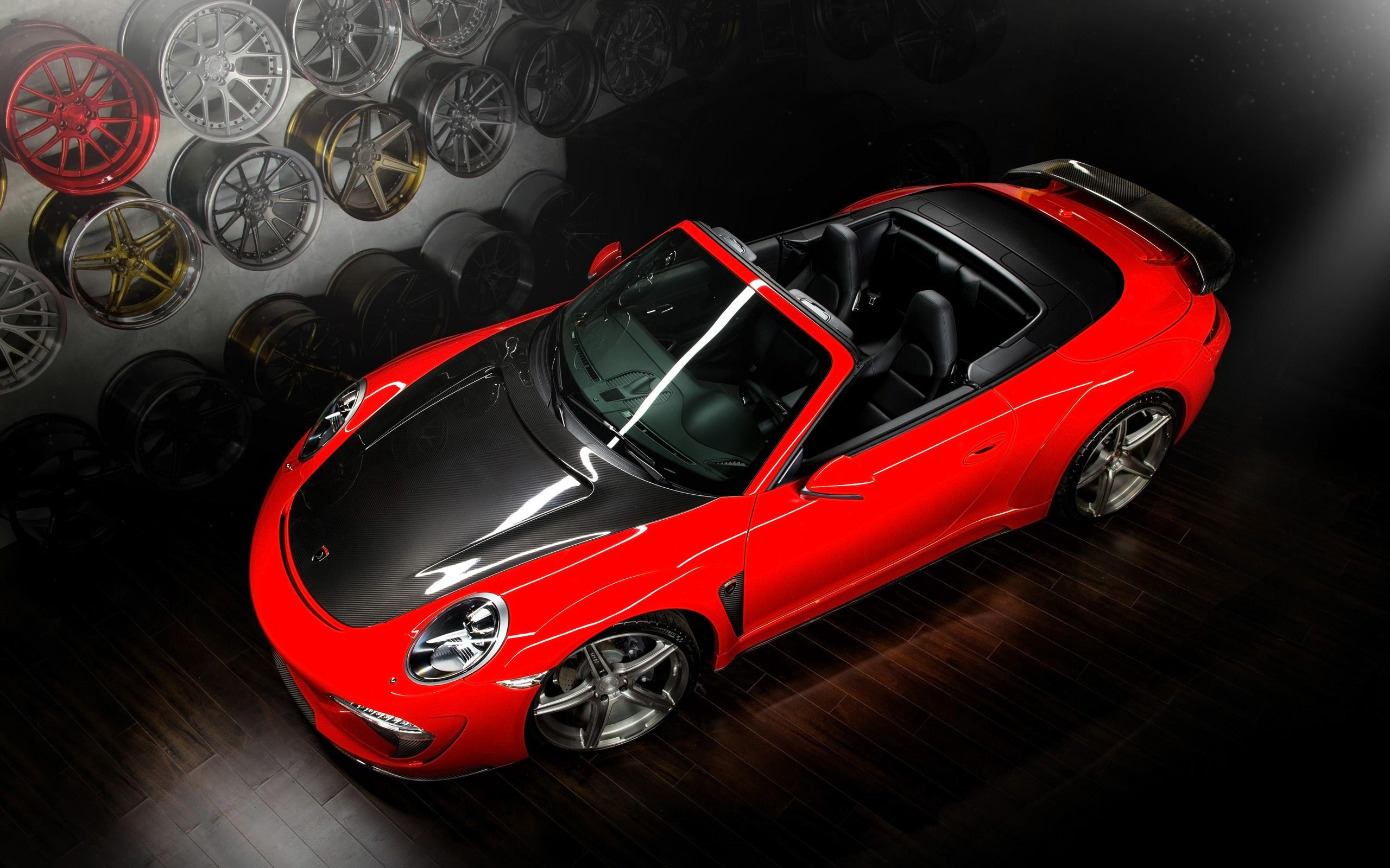 Fondos De Pantalla Porsche 991 Carrera Cabriolet Stinger