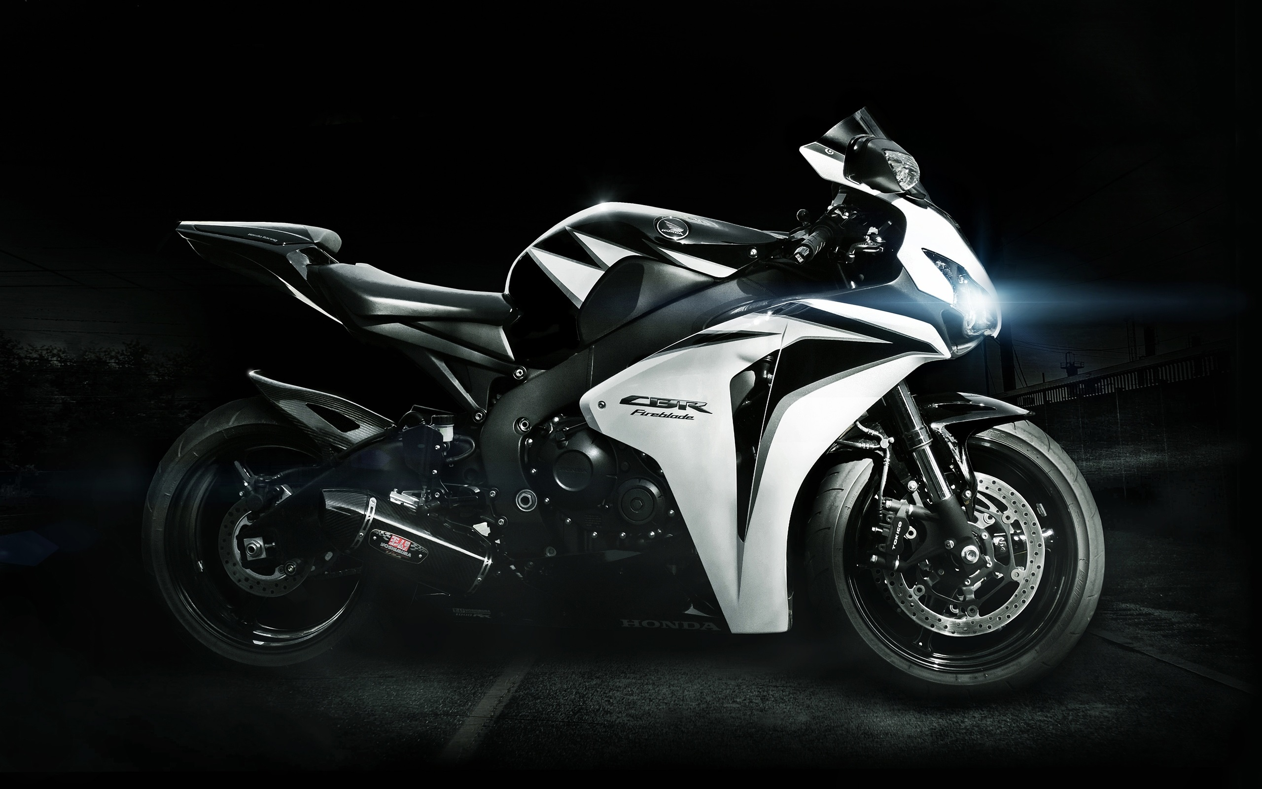 Wallpaper Honda Cbr Motorcycle 2560x1600 Hd Picture Image
