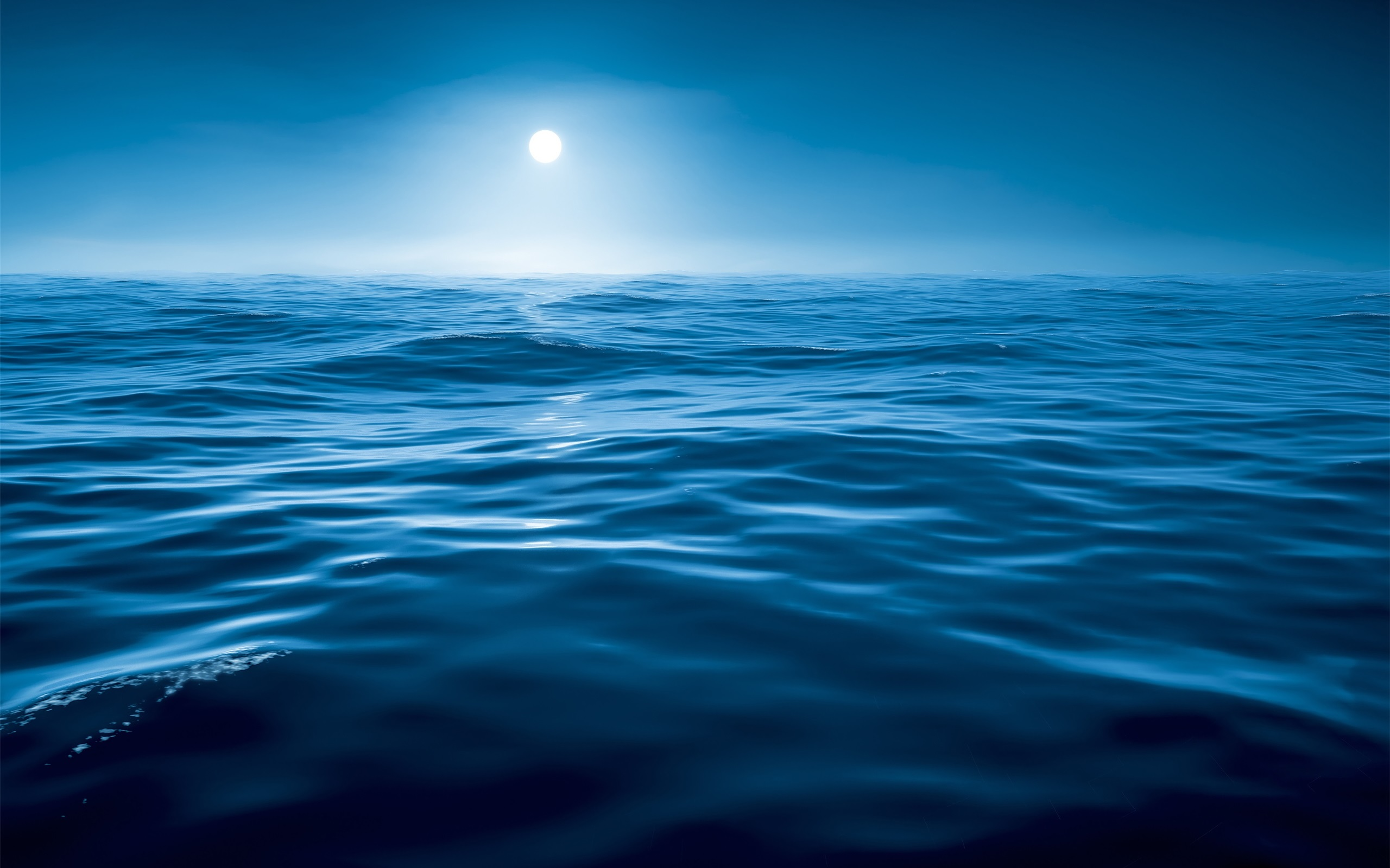 Sea water wallpaper