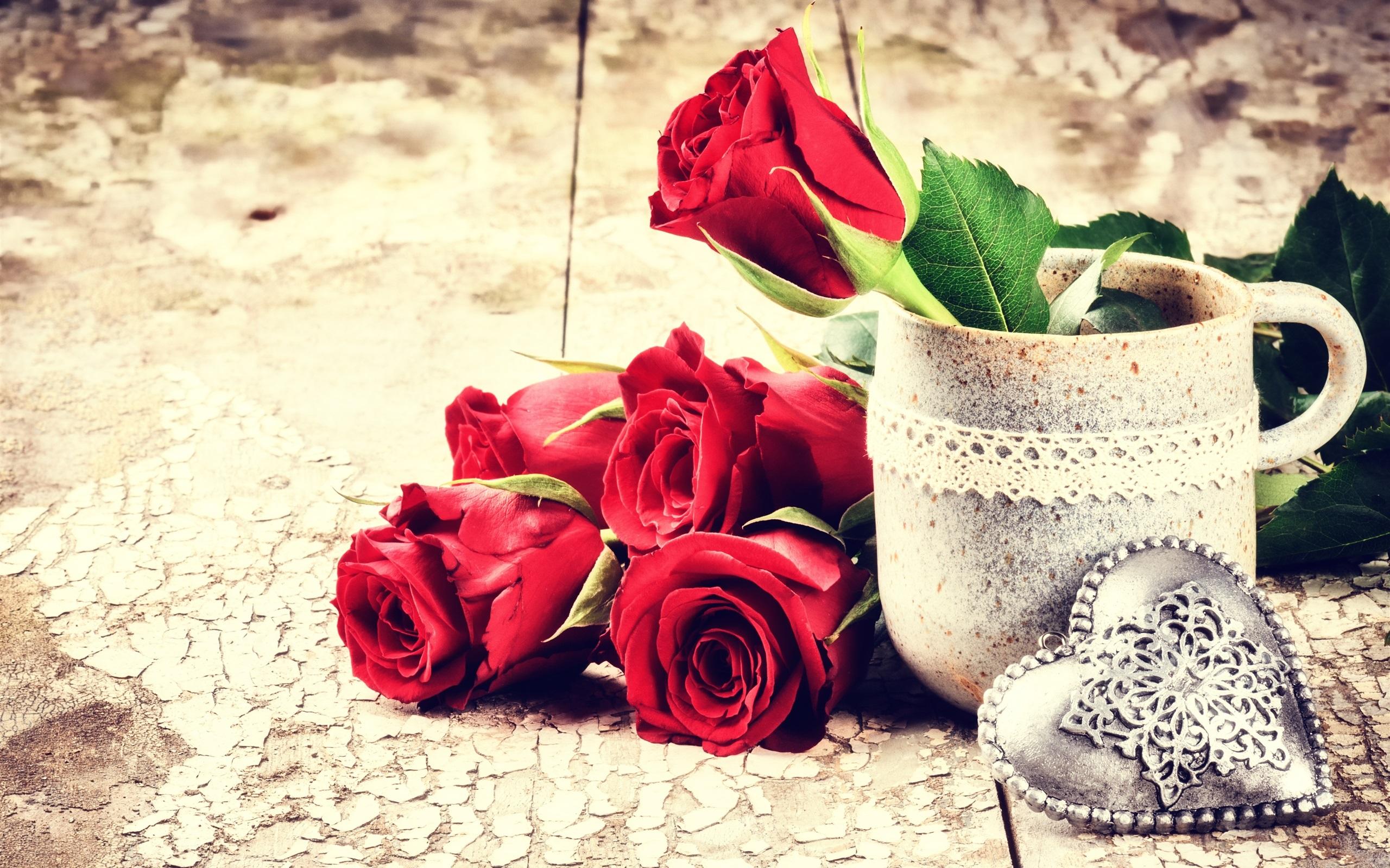 Днем, картинка роза про любовь