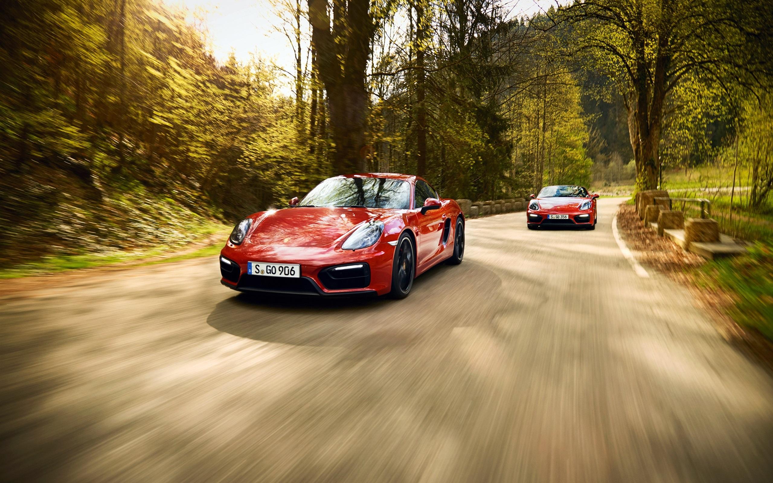 Fondos De Pantalla Porsche 911 Y 991 Coches De Lujo Rojo