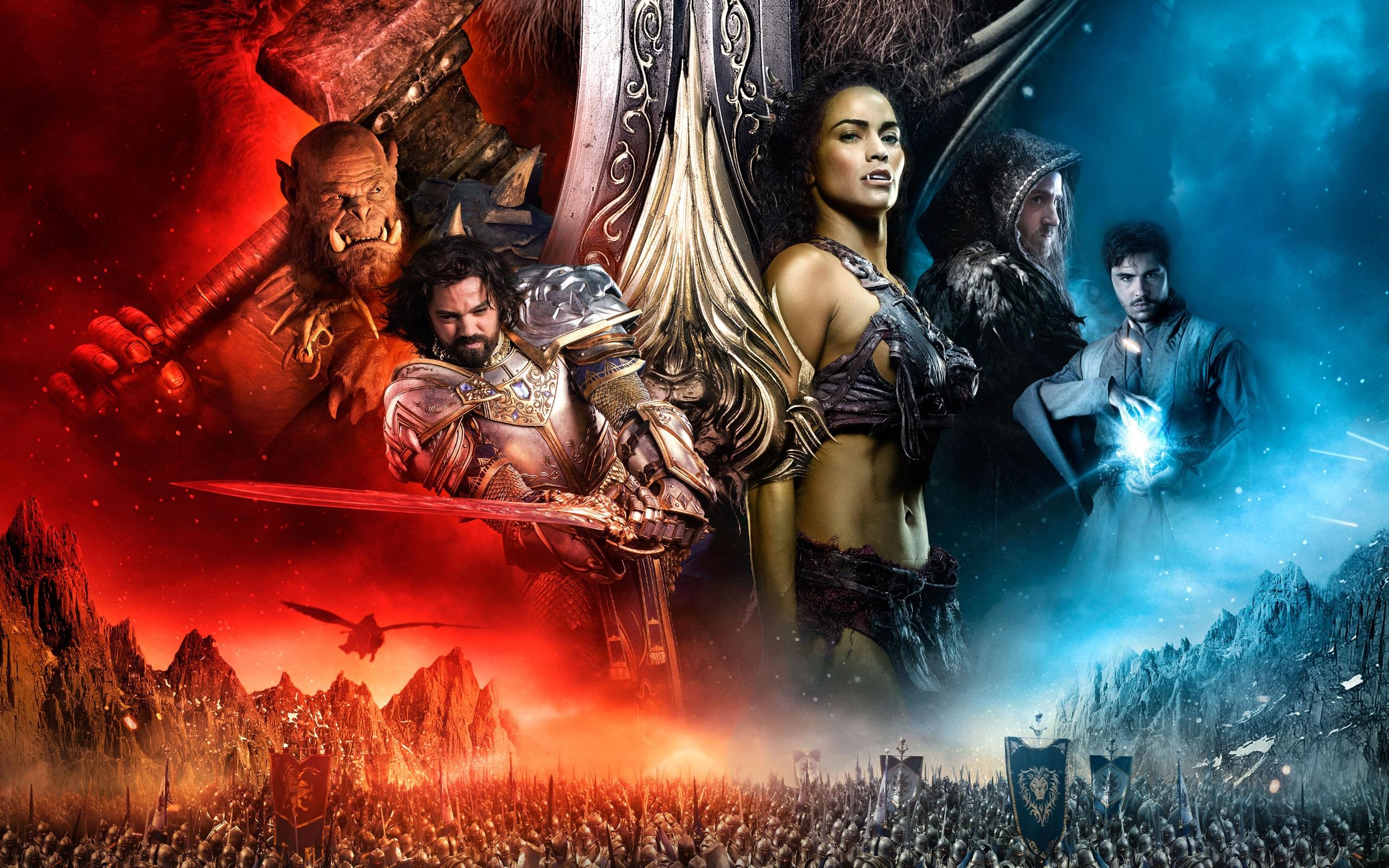 Warcraft 2016 Movie 750x1334 Iphone 8766s Wallpaper