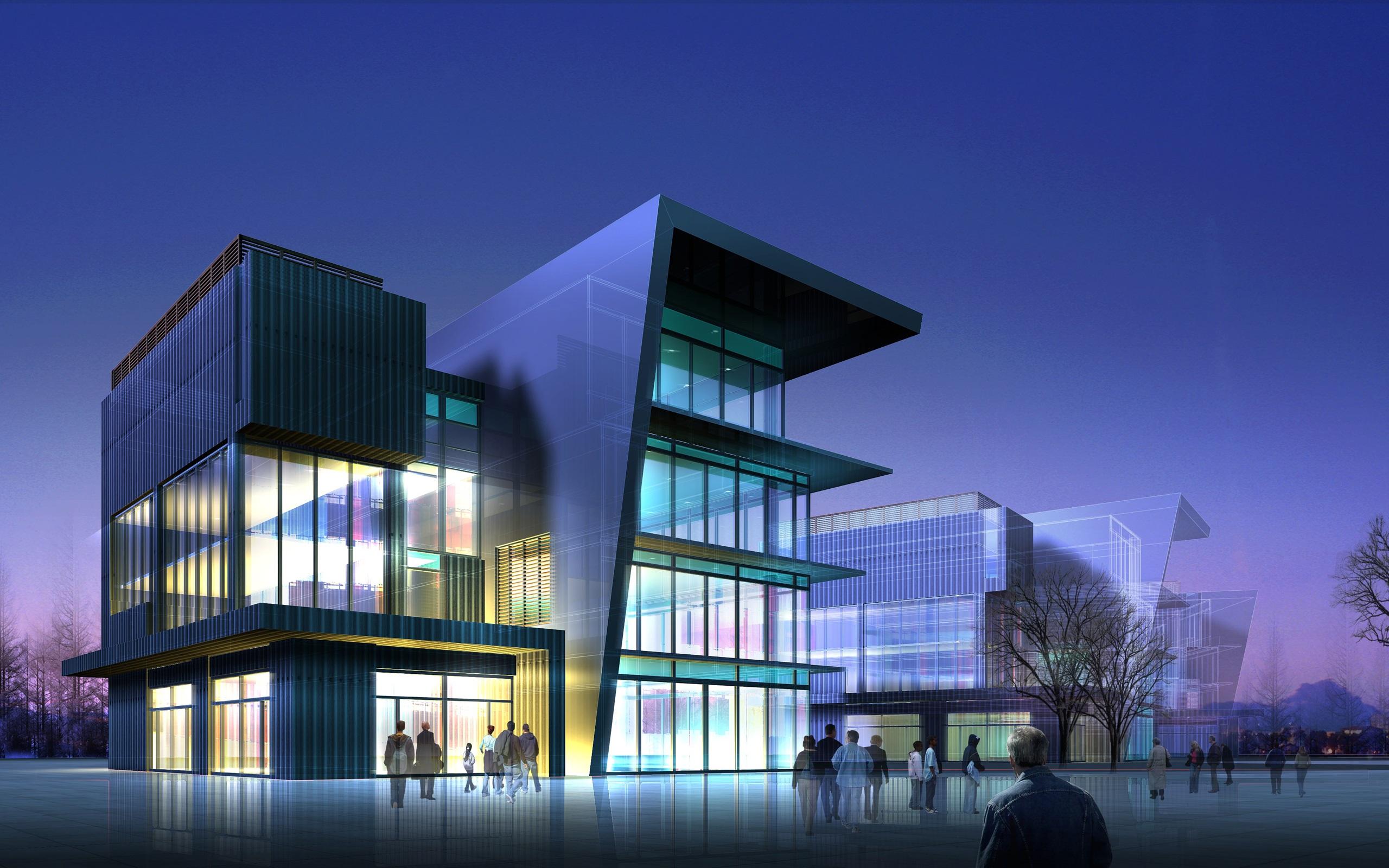 Modern commercial buildings joy studio design gallery for Commercial building design modern construction methodology